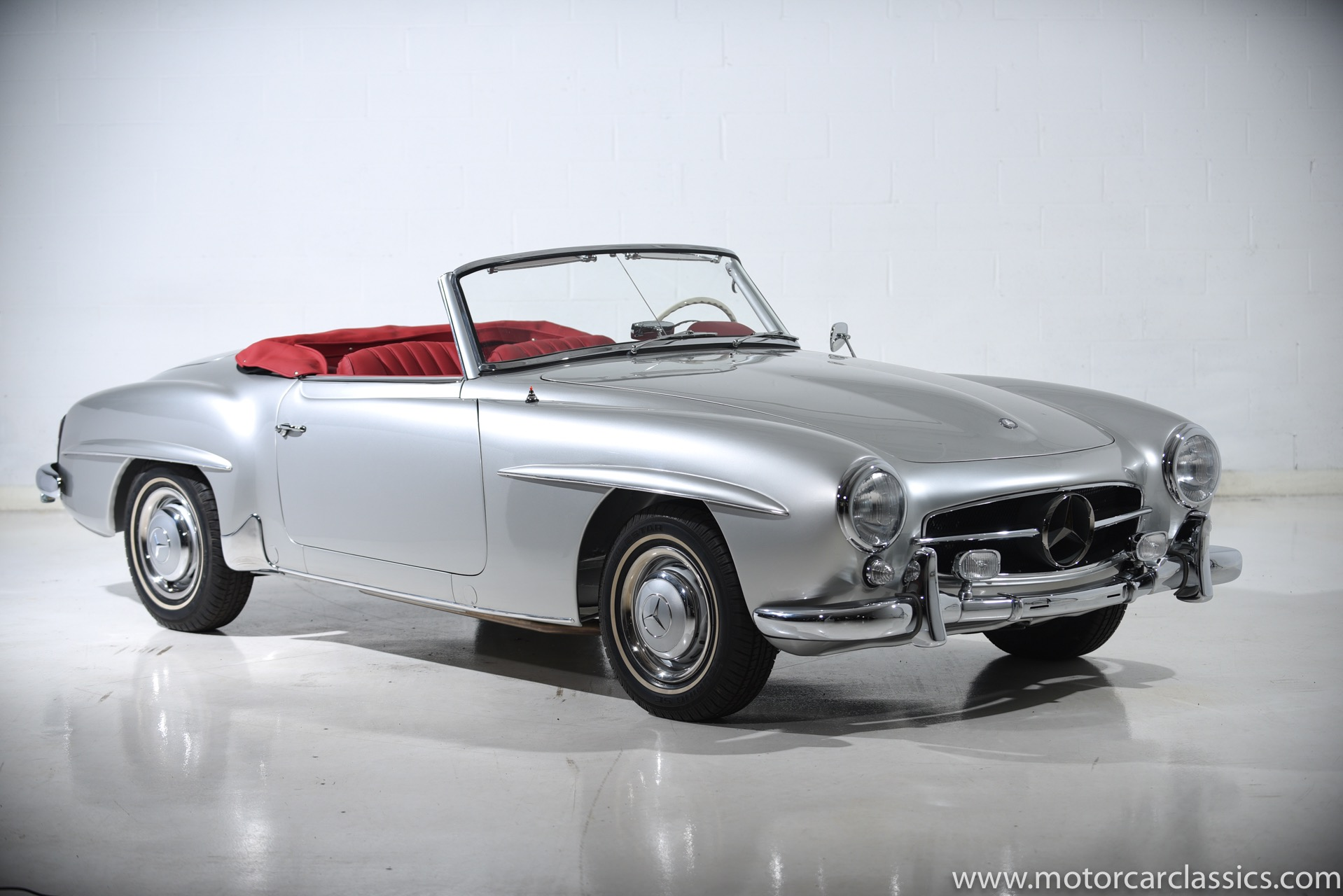 Used 1959 Mercedes-Benz SL-Class 190SL For Sale ($194,900 ...