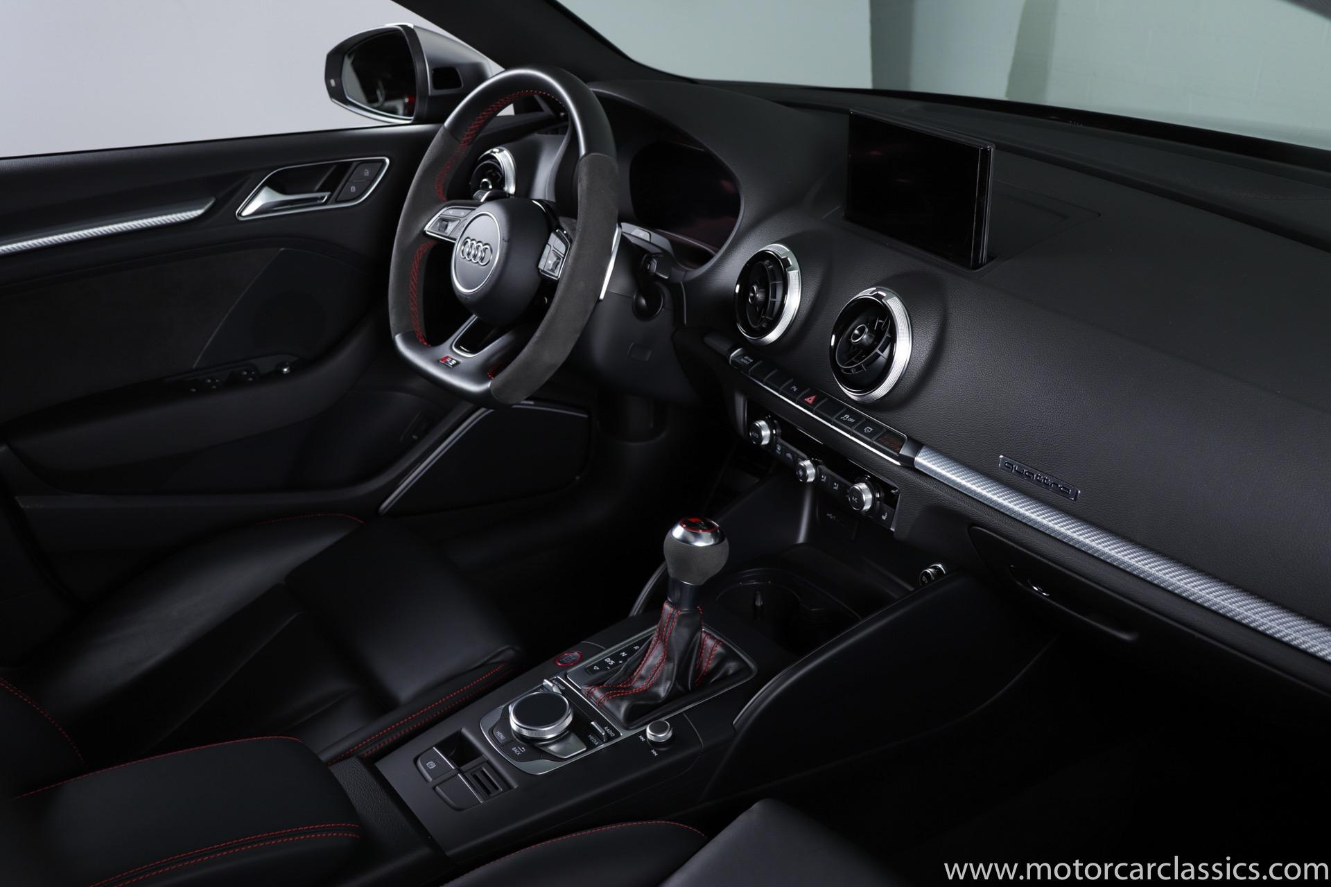 2018 Audi RS 3 2.5T quattro