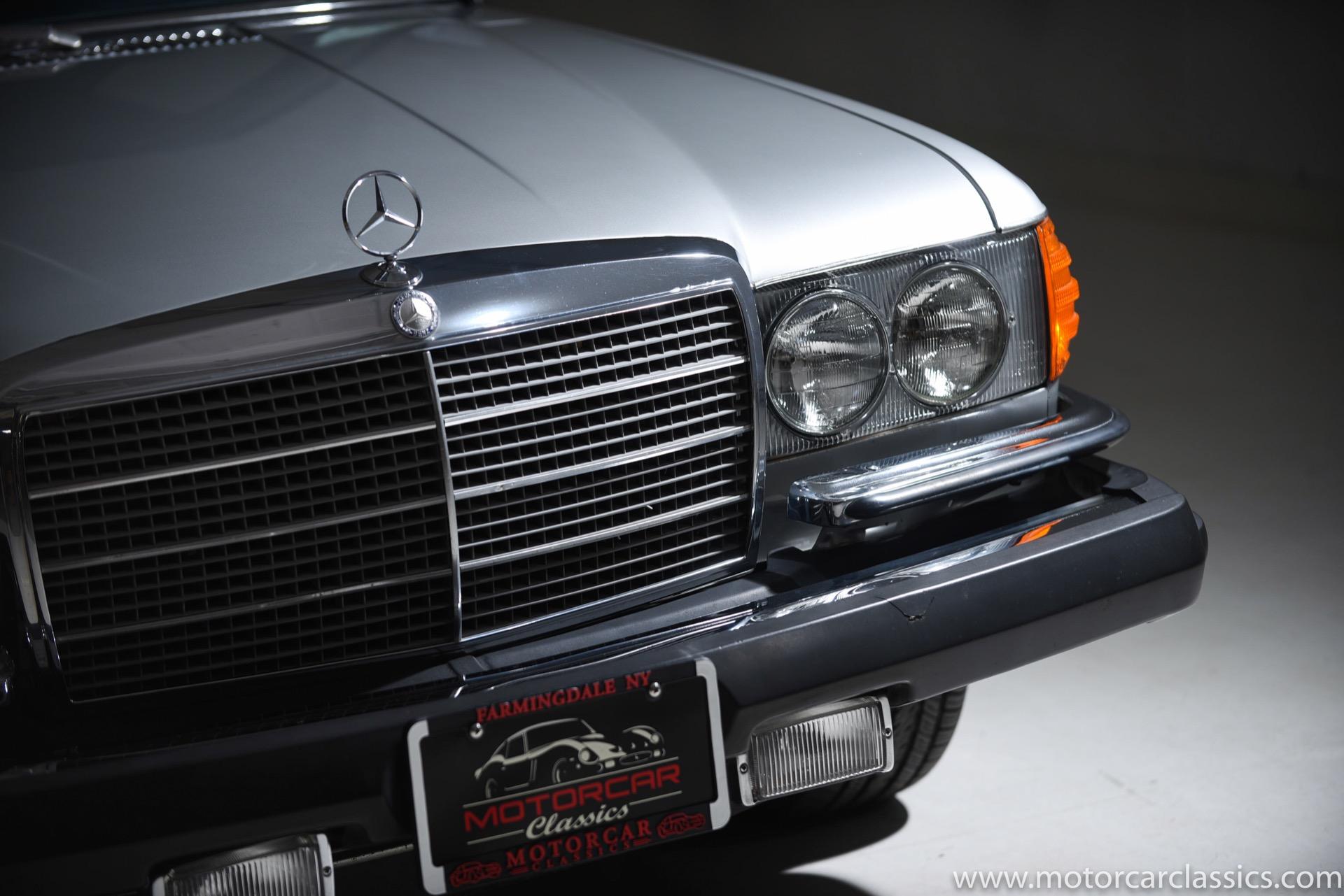 1979 Mercedes-Benz SEL-Class 450SEL
