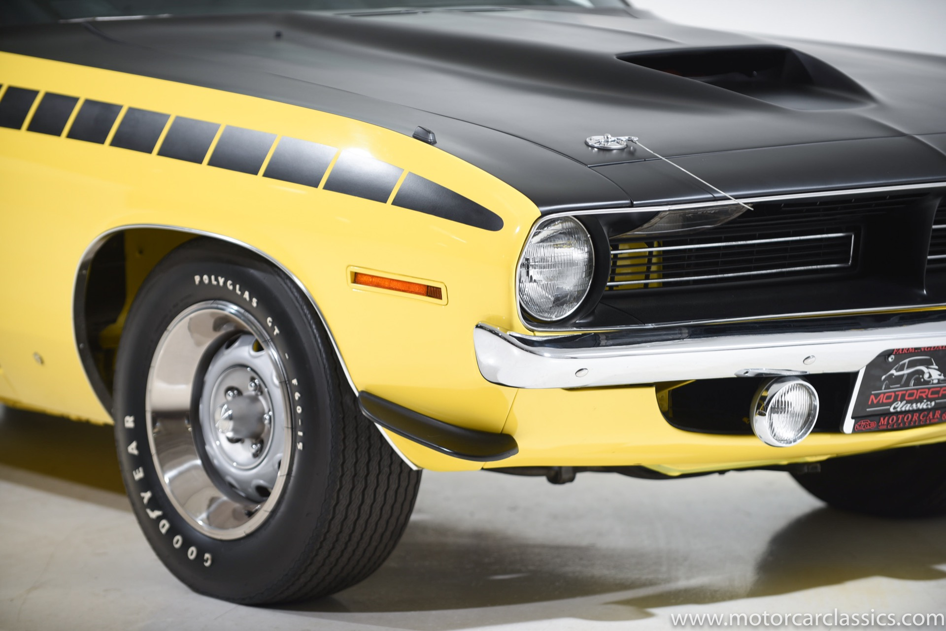 Used 1970 Plymouth Barracuda AAR For Sale ($79,900) | Motorcar