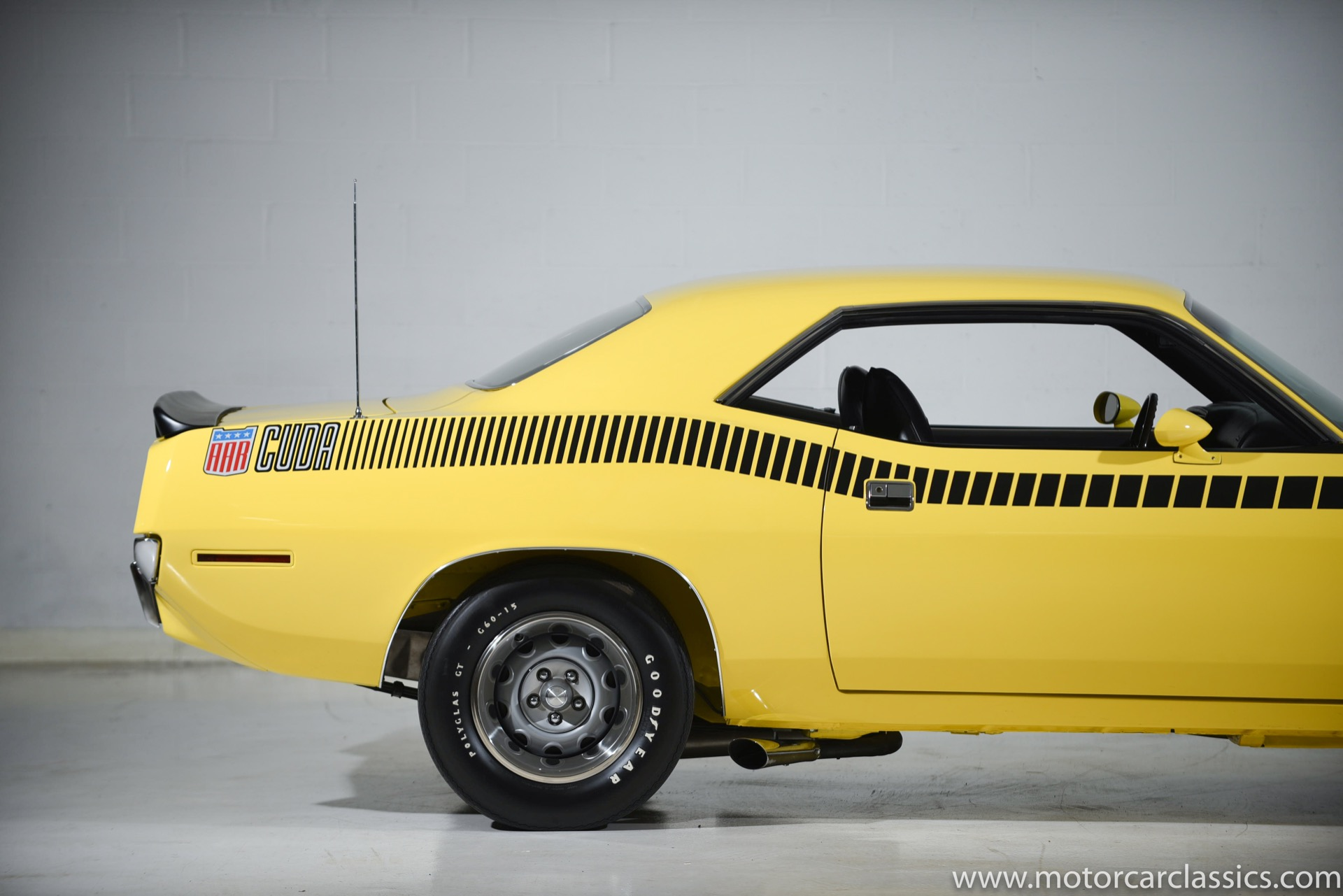 1970 Plymouth Barracuda AAR