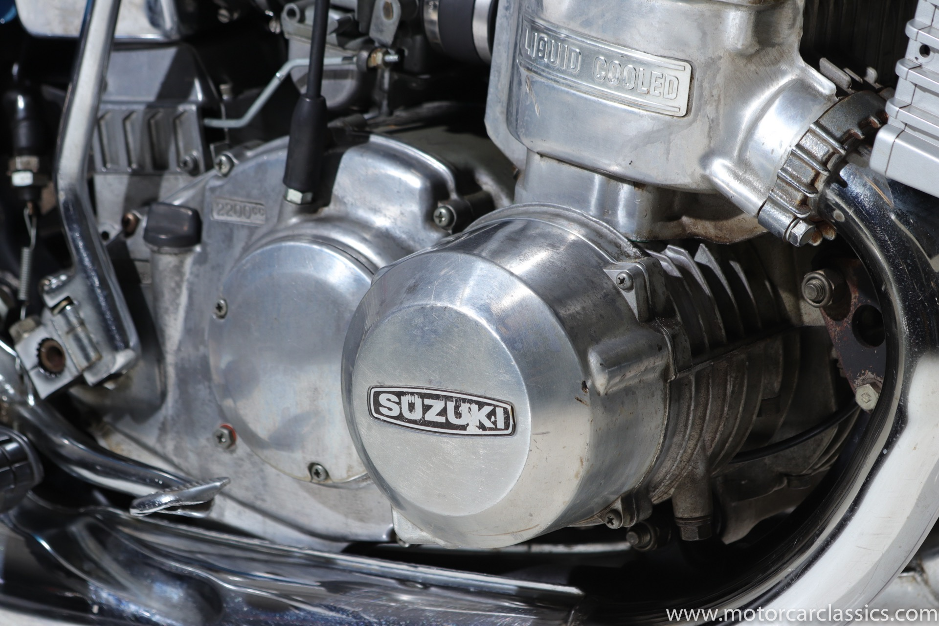 1975 Suzuki GT 750