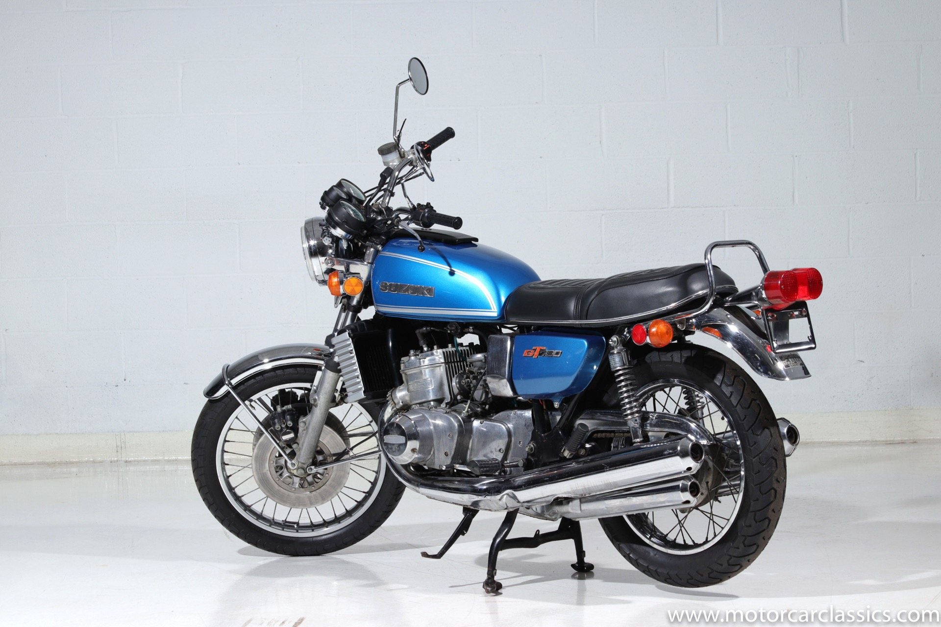 used 1975 suzuki gt 750 for sale 9 500 motorcar. Black Bedroom Furniture Sets. Home Design Ideas