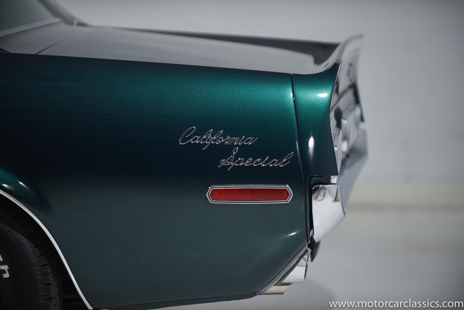 1968 Ford Mustang GT/CS