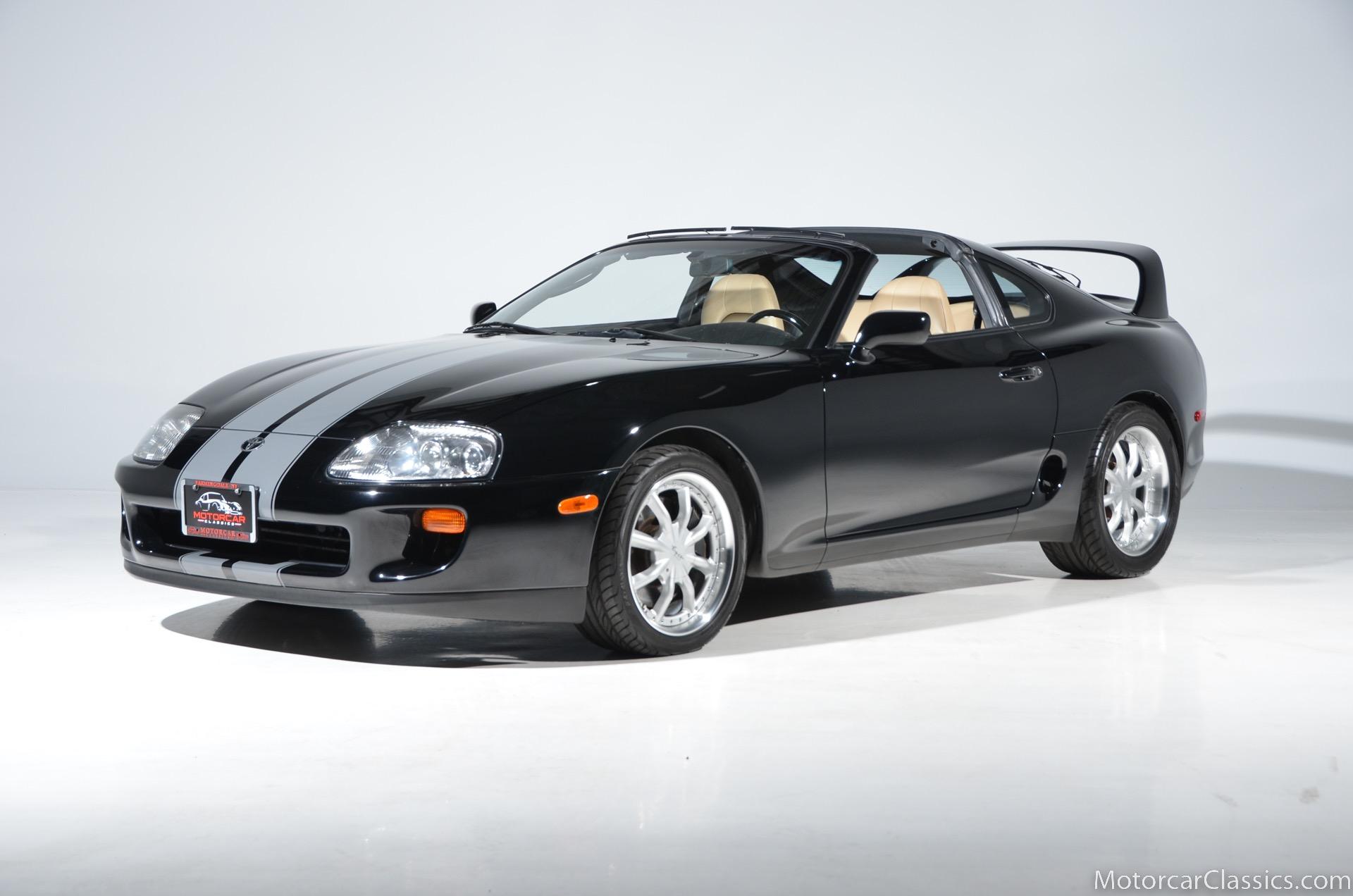 1995 Toyota Supra Turbo