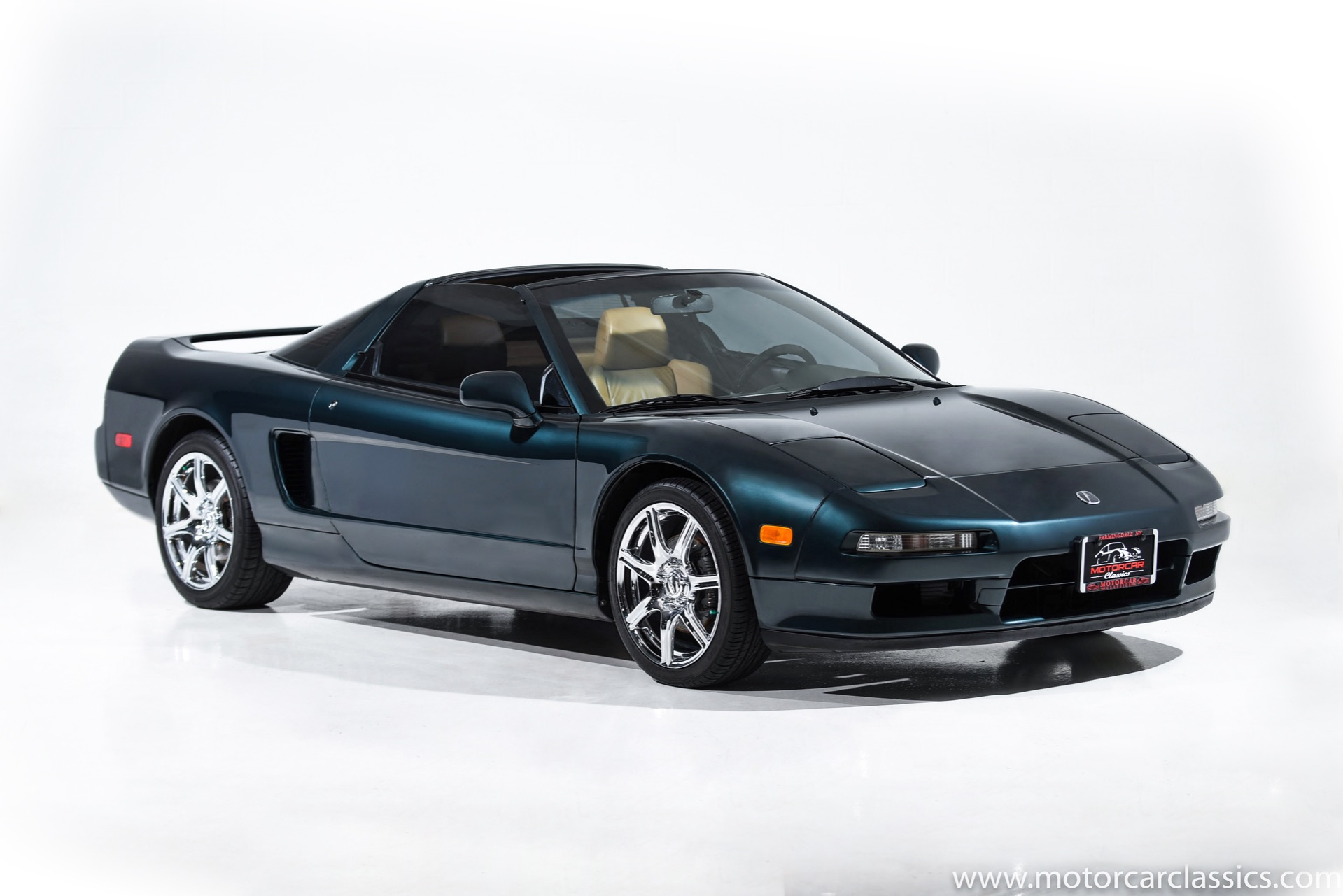 Used 1995 Acura NSX NSX-T For Sale (Special Pricing ...