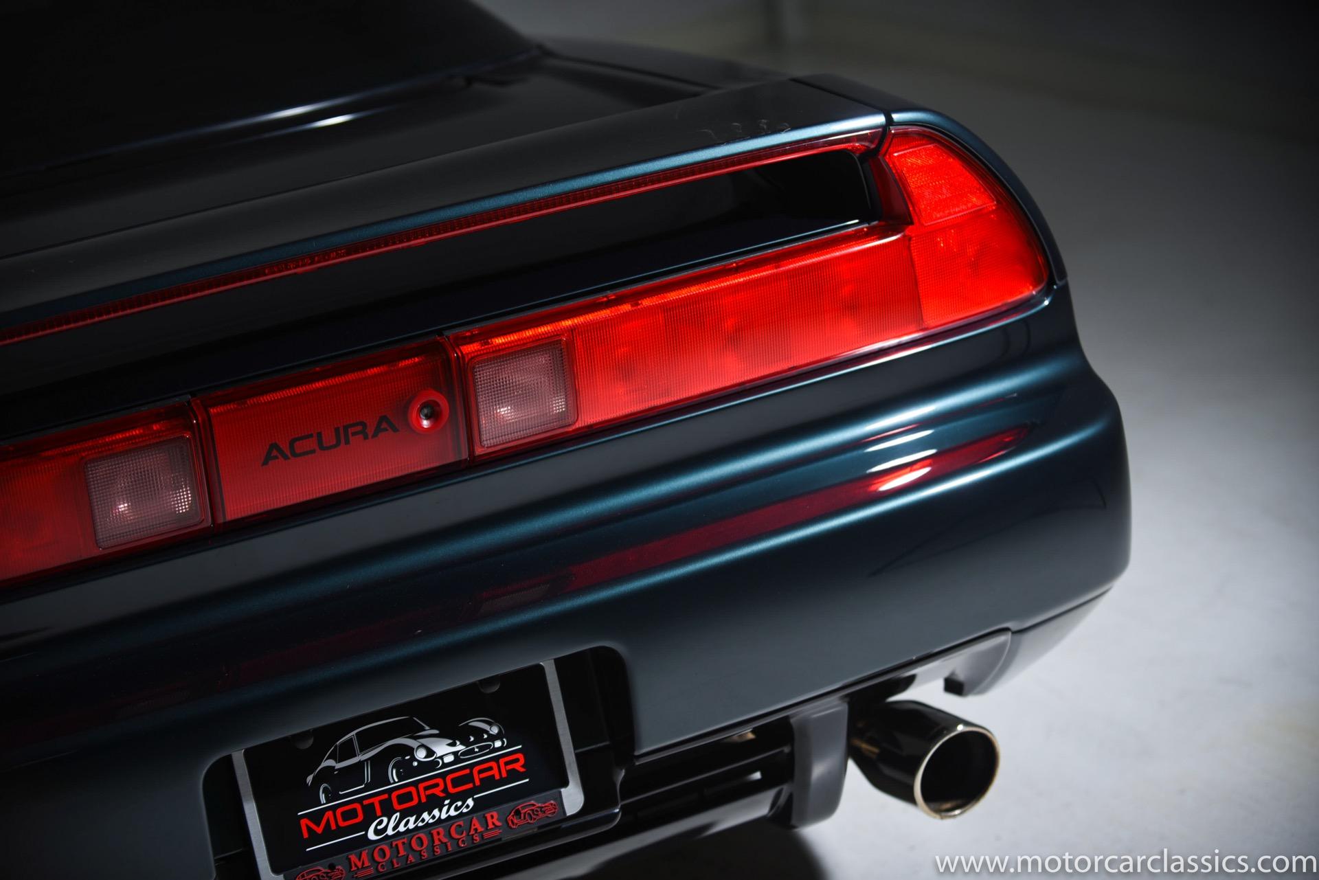 1995 Acura NSX NSX-T
