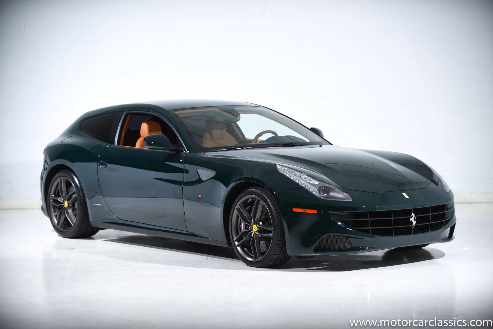 Used 2012 Ferrari Ff For Sale 137900 Motorcar Classics