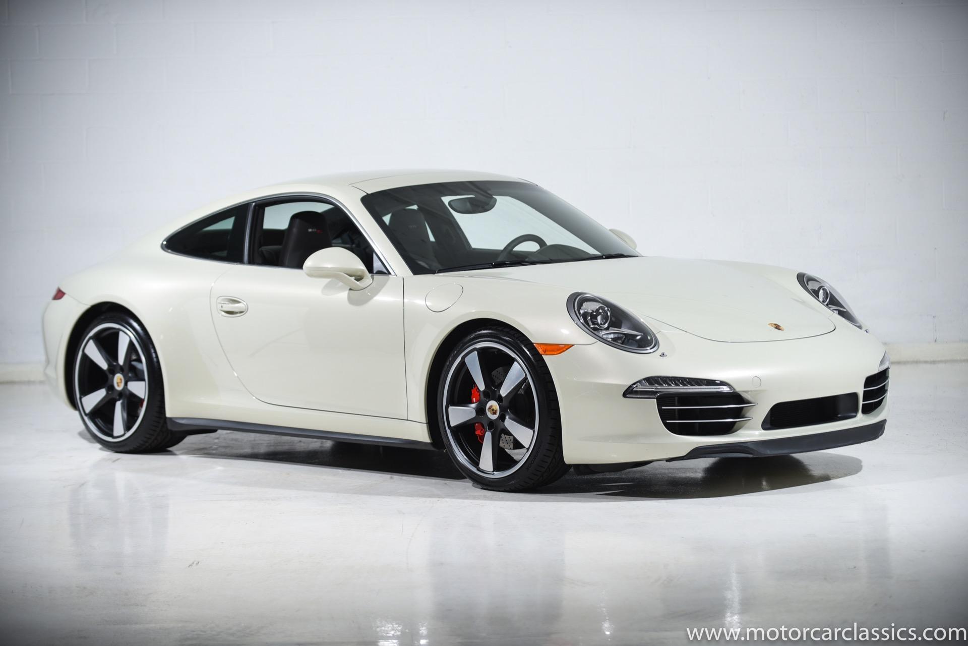 Used 2014 Porsche 911 50th Anniversary Edition | Farmingdale, NY