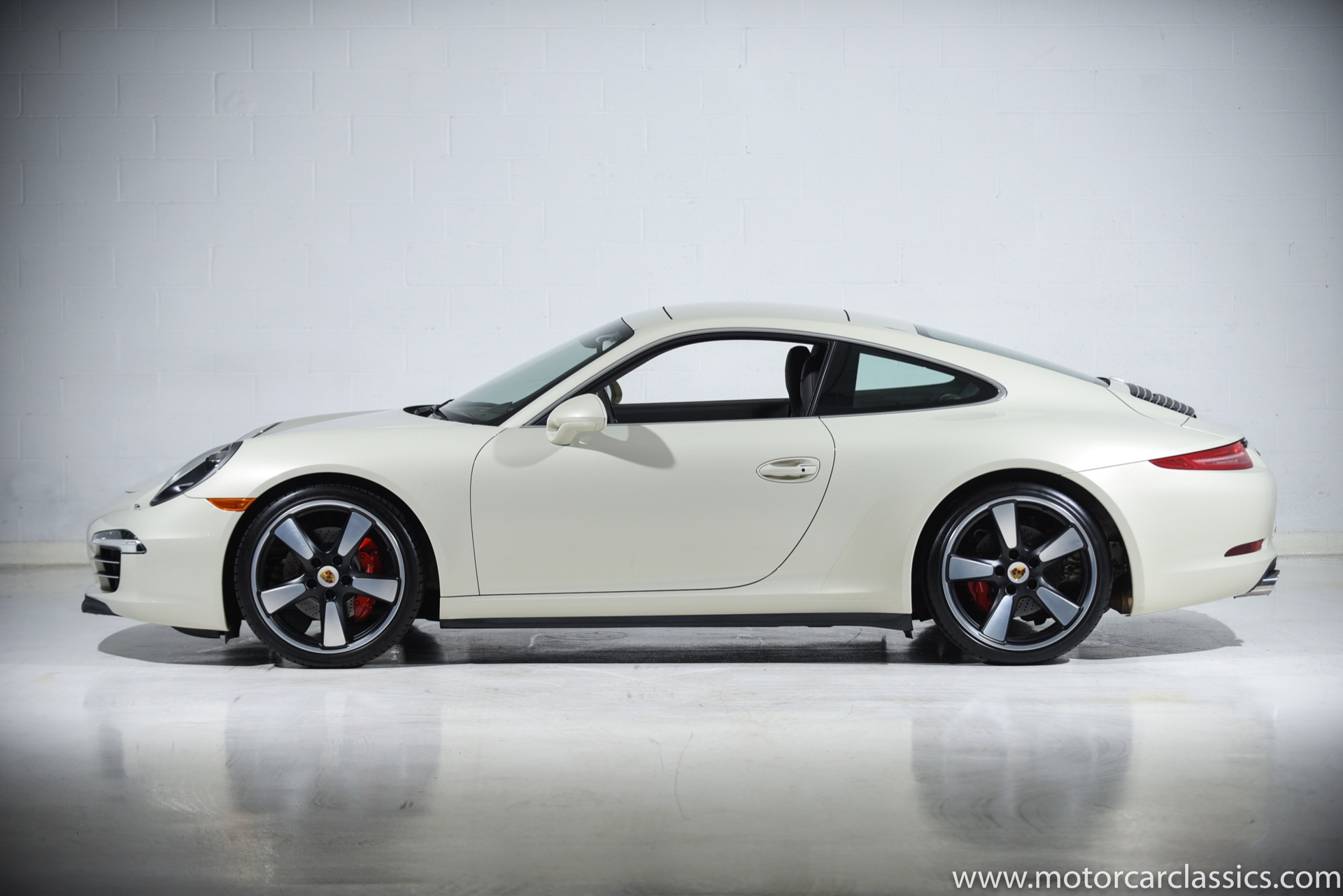 2014 Porsche 911 50th Anniversary Edition