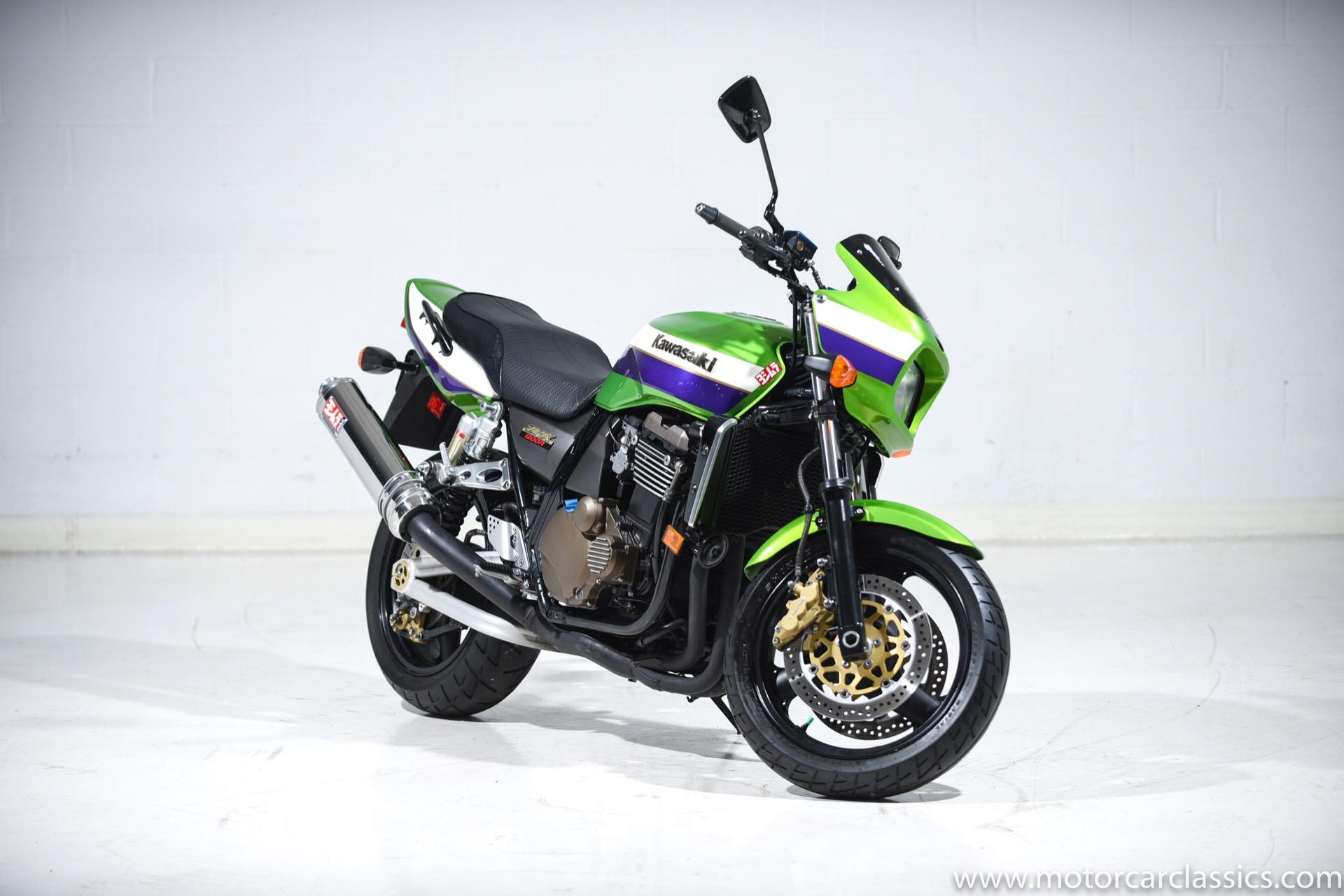 Used 2001 Kawasaki ZRX 1200R  | Farmingdale, NY