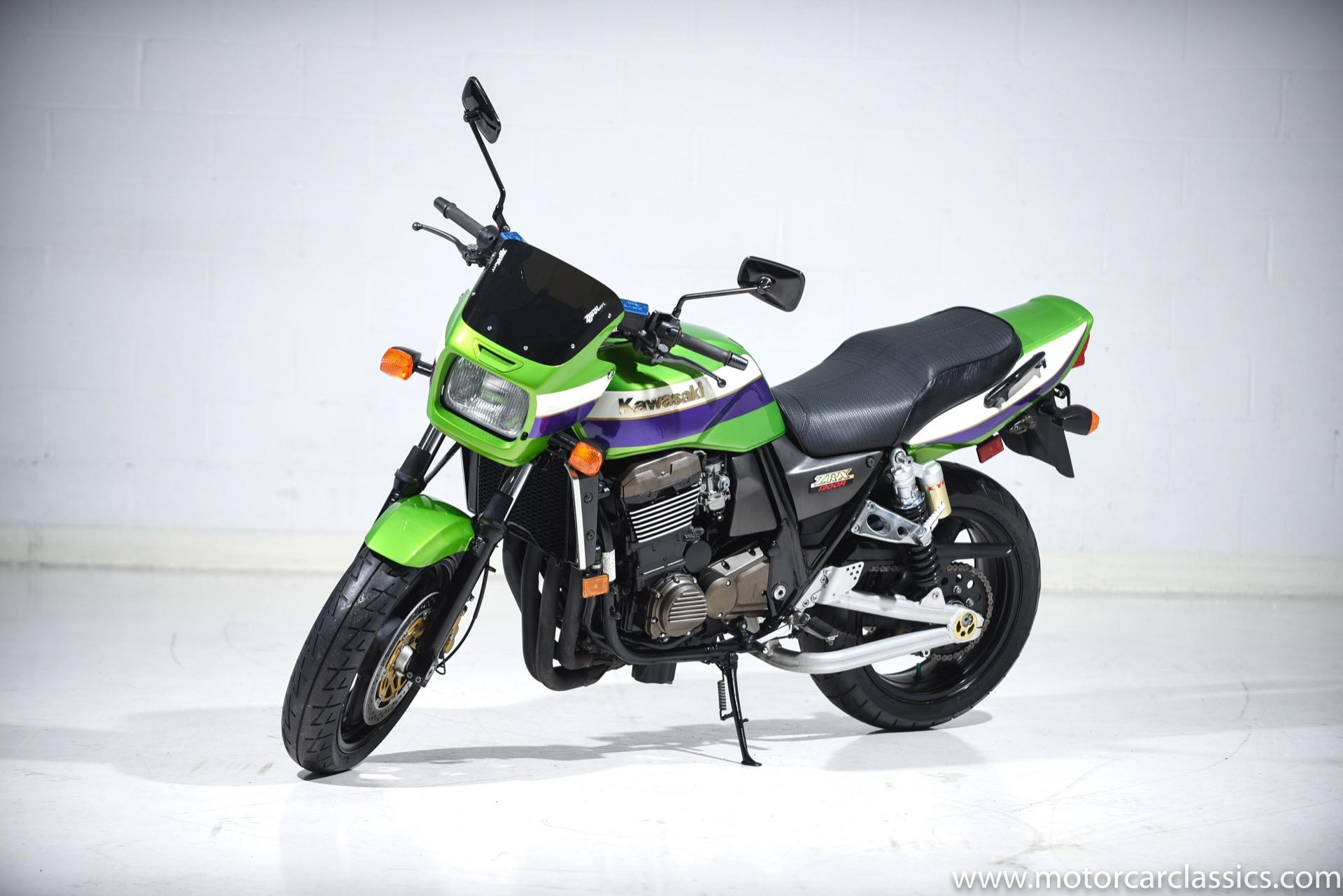 2001 Kawasaki ZRX 1200R