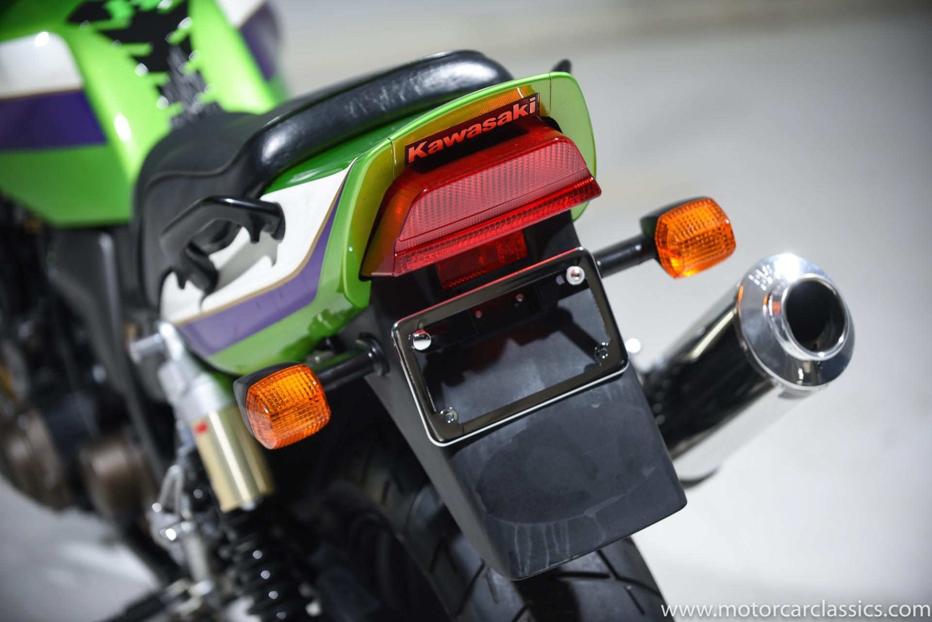 1997 Kawasaki ZRX 1200R