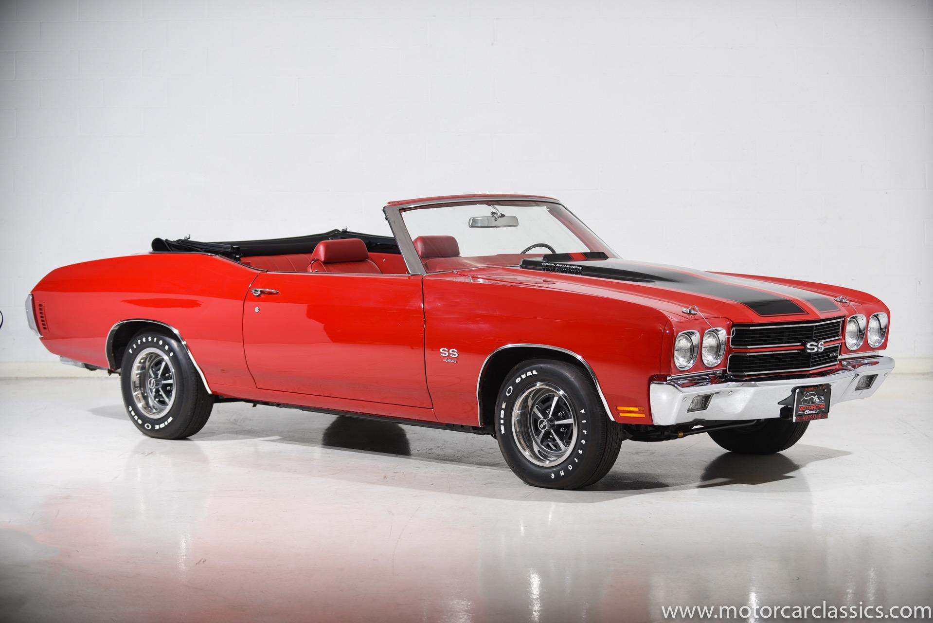 Used 1970 Chevrolet Chevelle SS | Farmingdale, NY