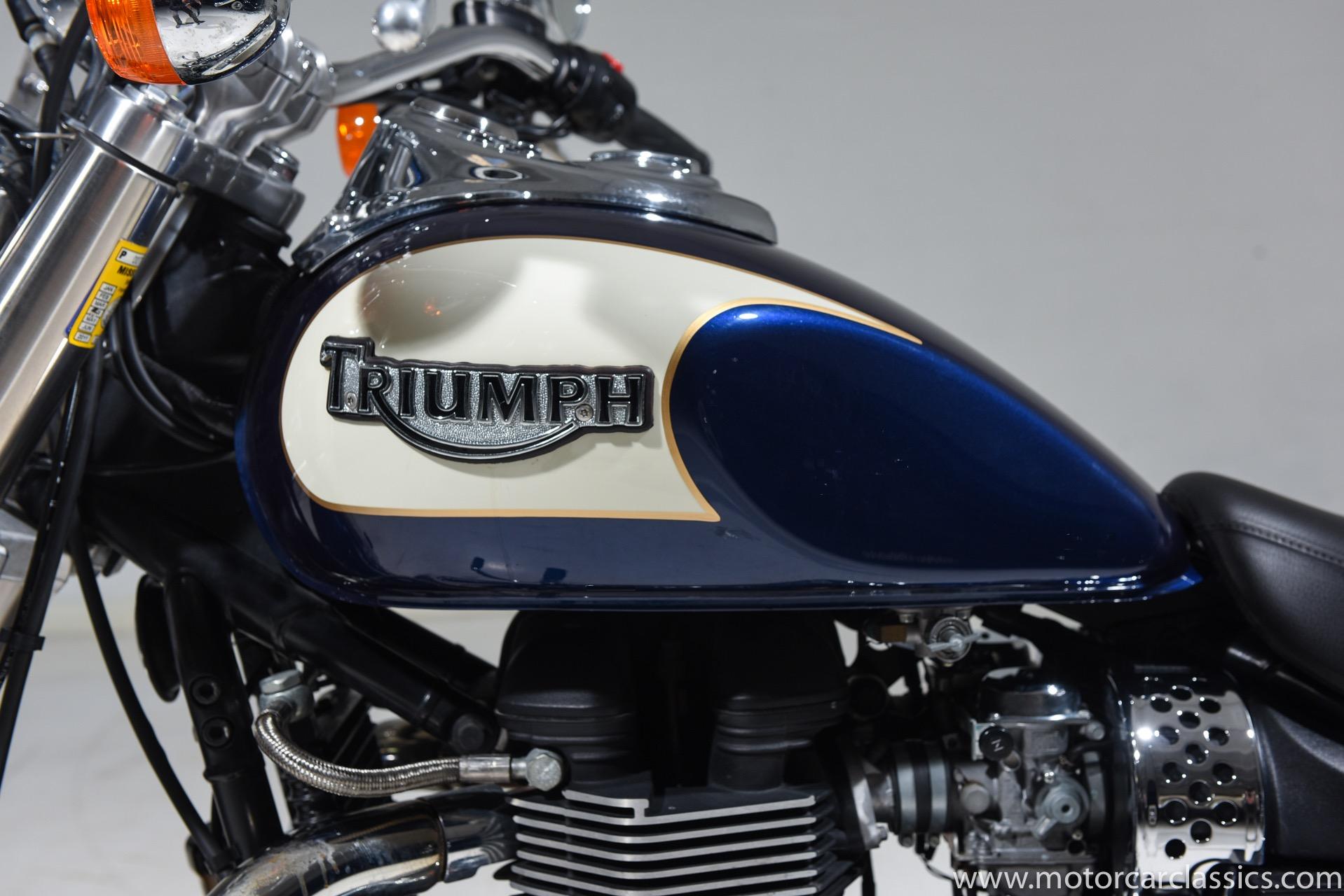 2007 Triumph America