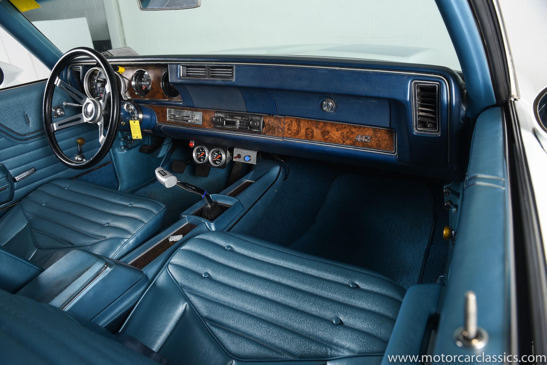 1970 Oldsmobile Cutlass 442 W30