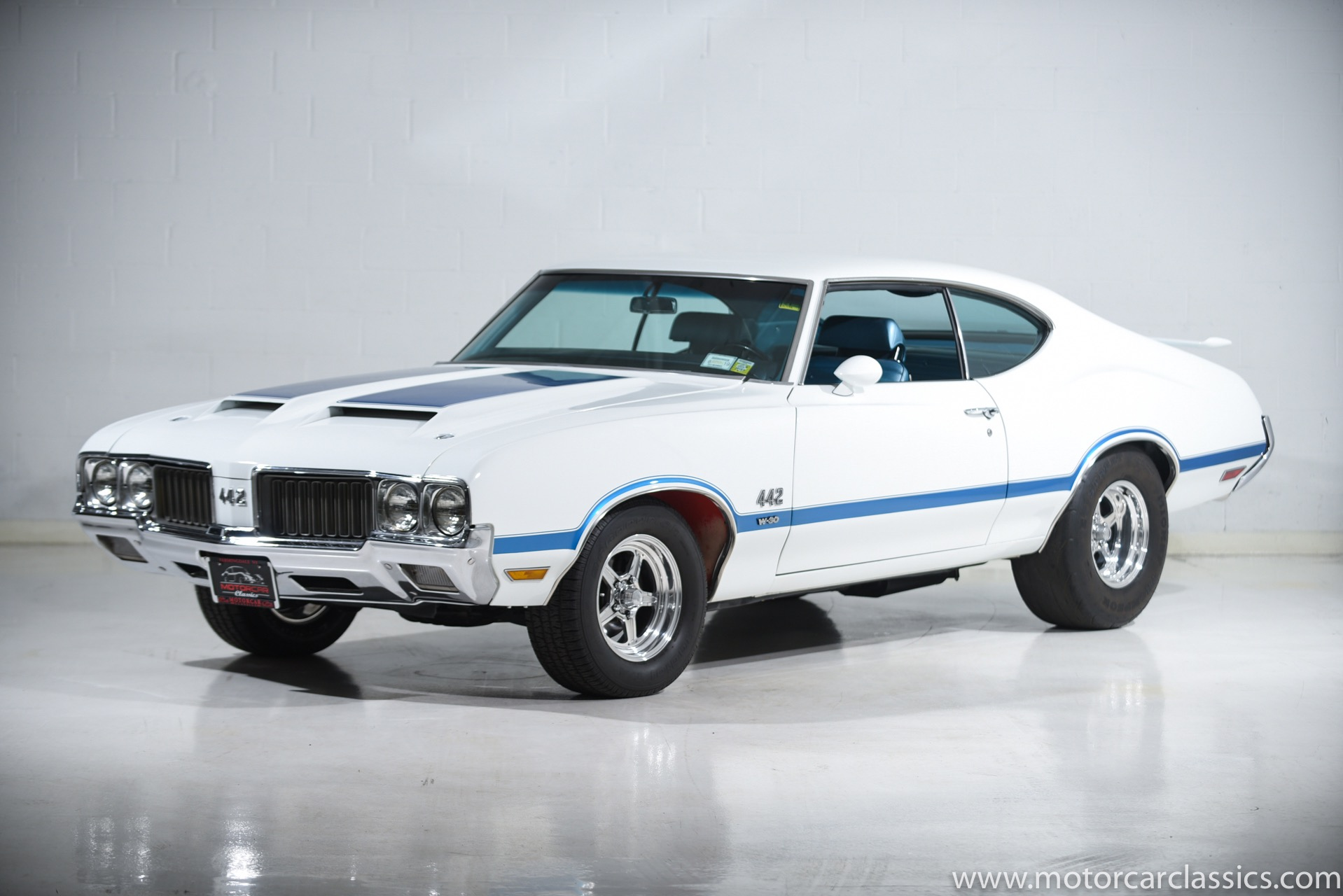 1970 Oldsmobile Cutlass 442 W30
