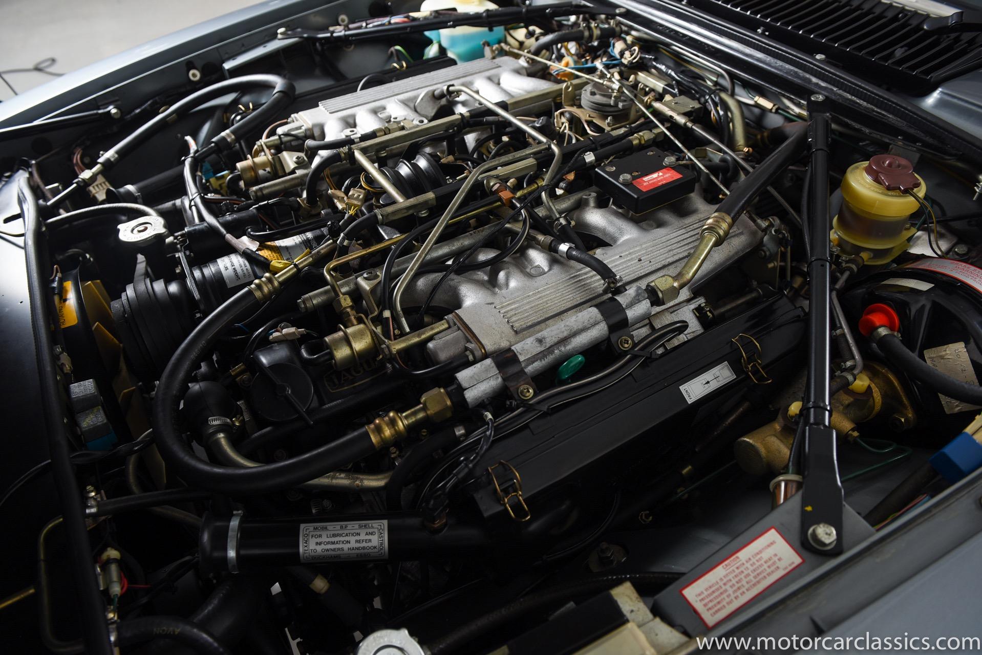 1988 Jaguar XJ-Series XJS