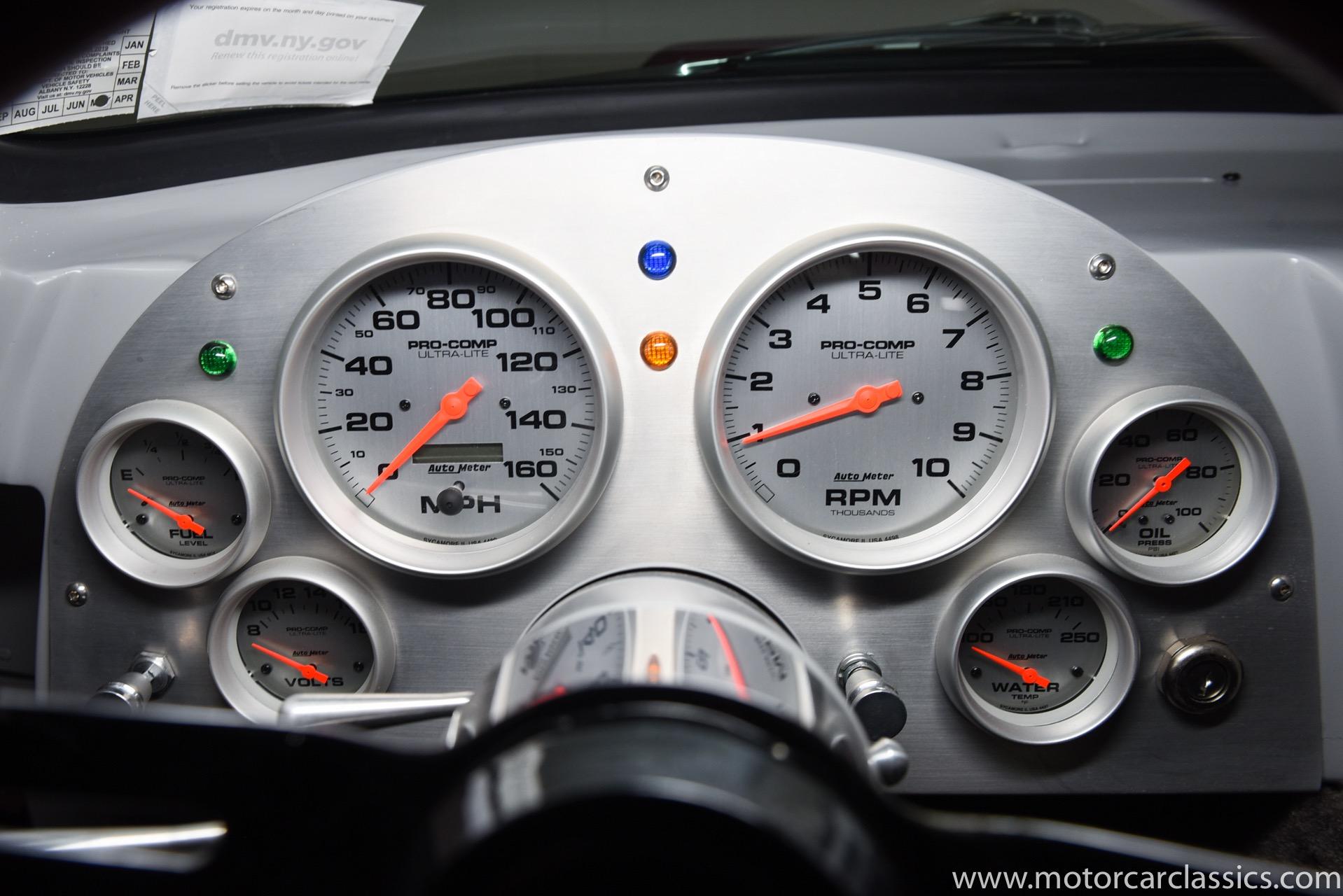 1963 Chevrolet Corvette Grand Sport Mongoose
