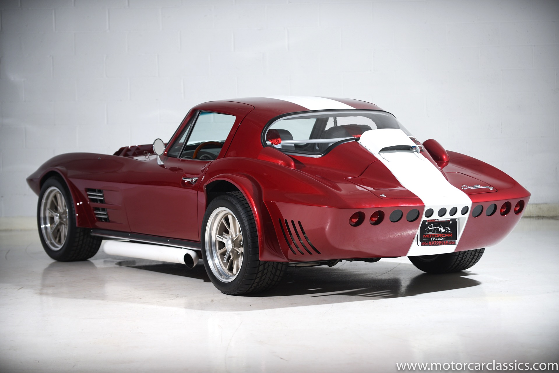1963 Chevrolet Corvette Grand Sport Mongoose
