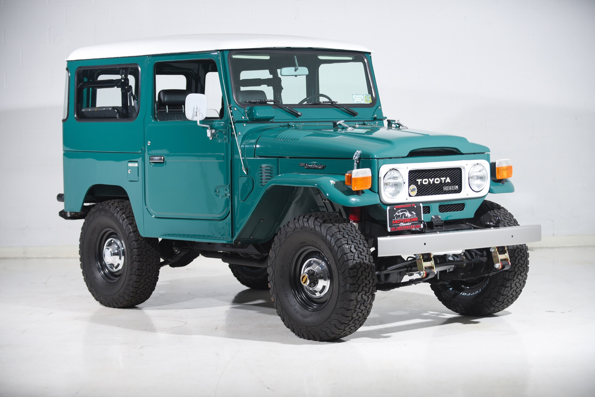 Used 1980 Toyota Land Cruiser FJ40 | Farmingdale, NY