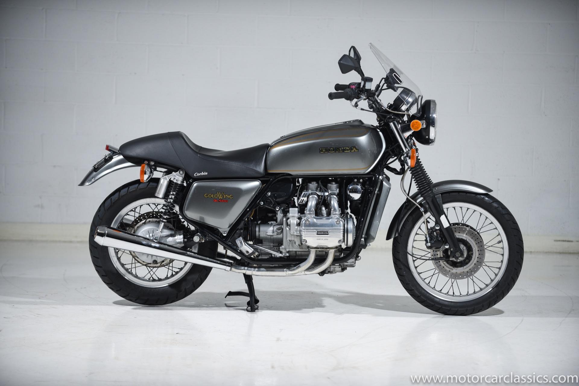 1976 Honda Goldwing GL1000