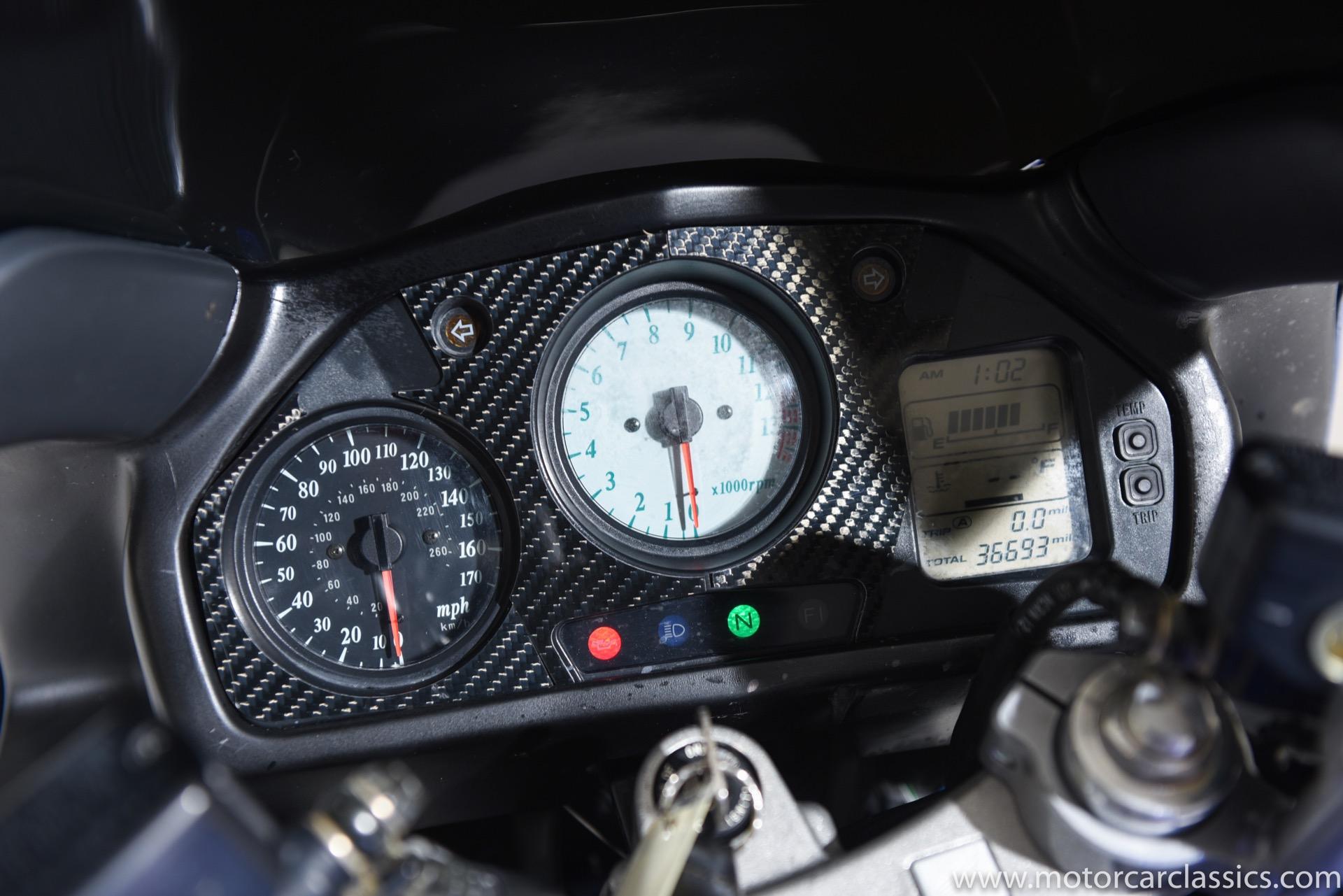 1998 Honda VFR800