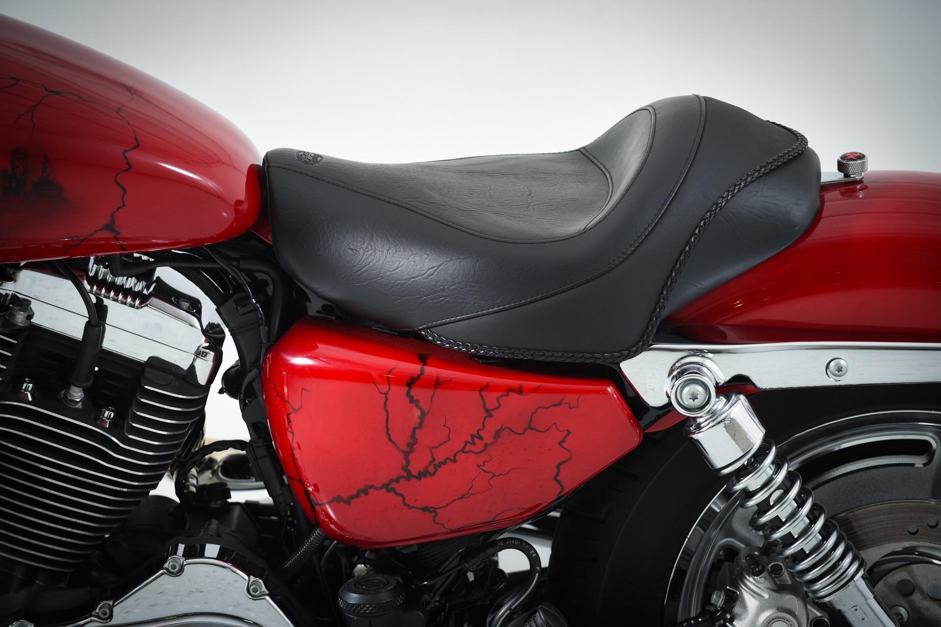 2009 Harley-Davidson 1200 Sportster