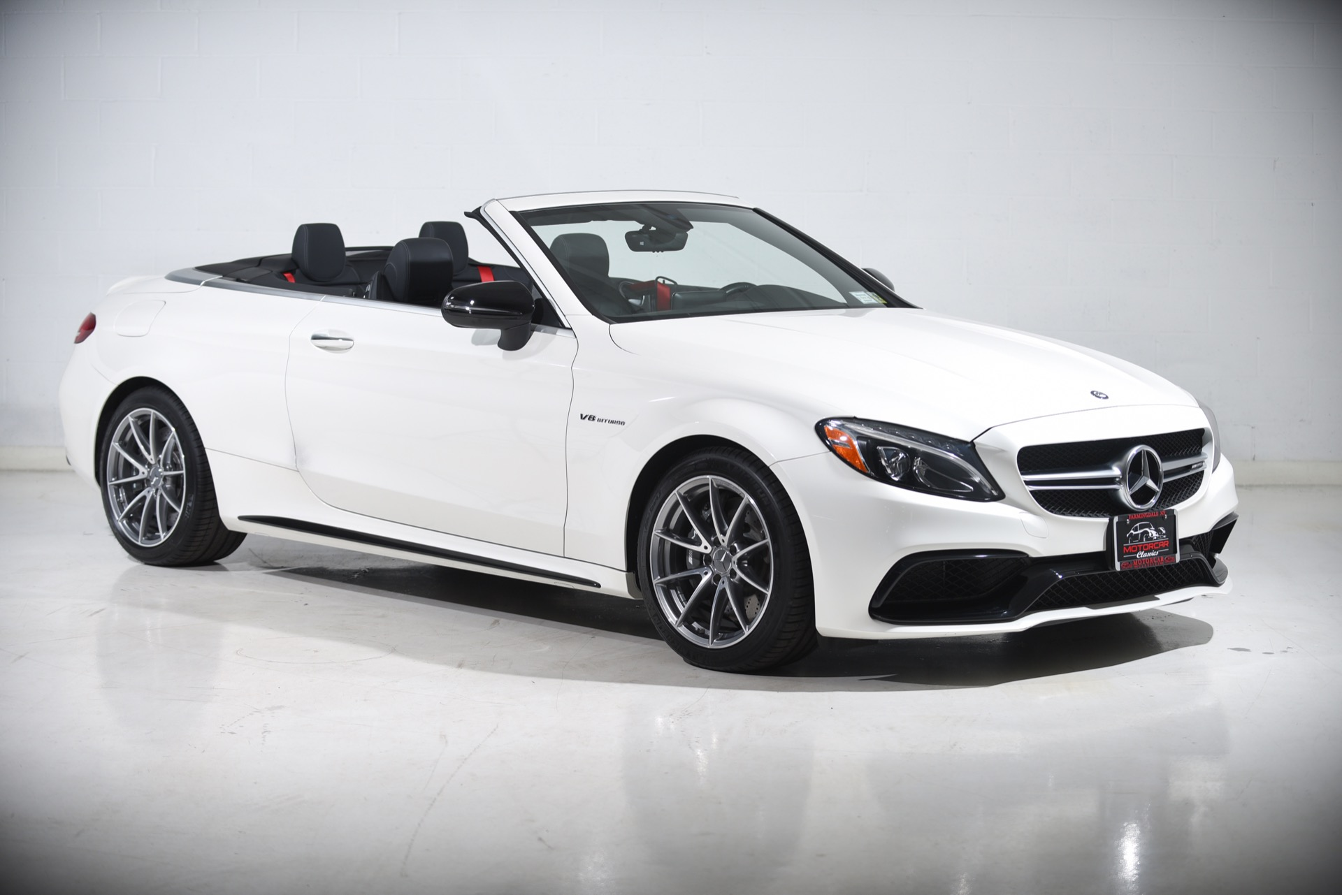 Used 2017 Mercedes-Benz C-Class AMG C 63 | Farmingdale, NY
