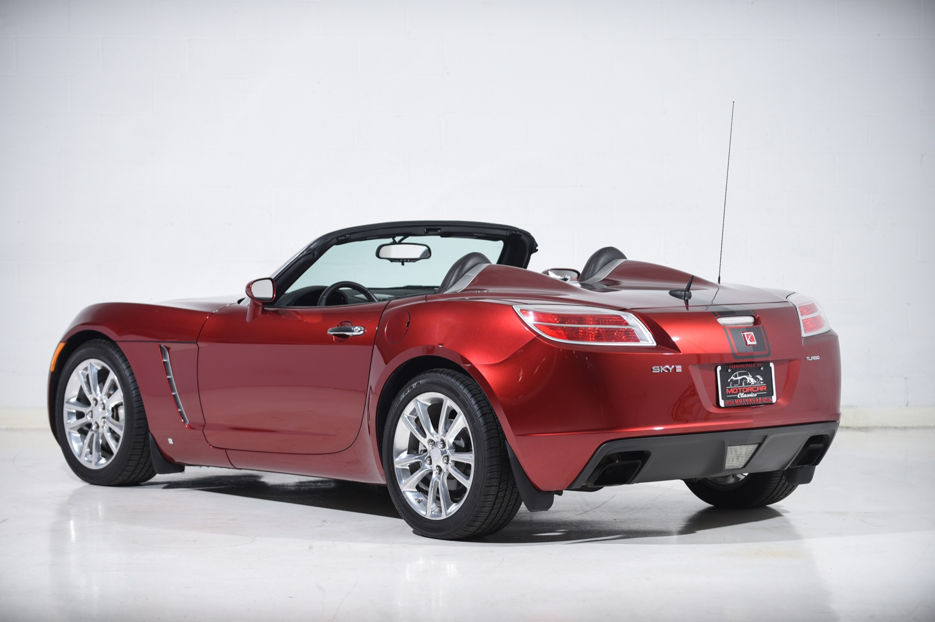 Used 2009 Saturn Sky Red Line Ruby Red Se For Sale