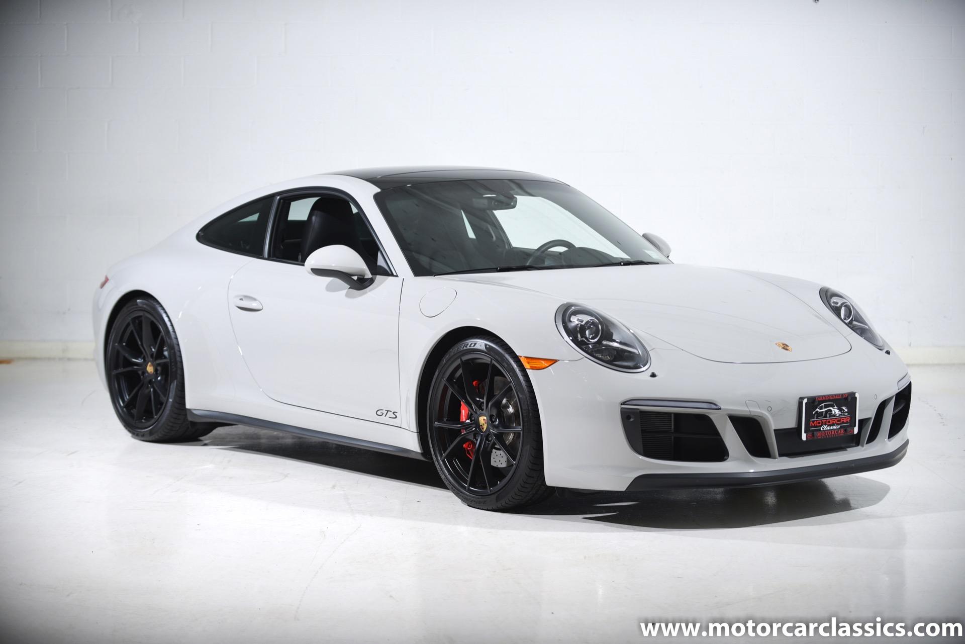 Used 2018 Porsche 911 Carrera 4 Gts For Sale 124 900 Motorcar Classics Stock 1440