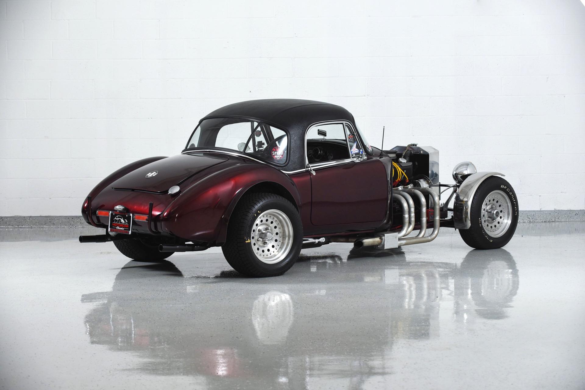 1959 Mg Mga Custom Hotrod Motorcar Classics Exotic And