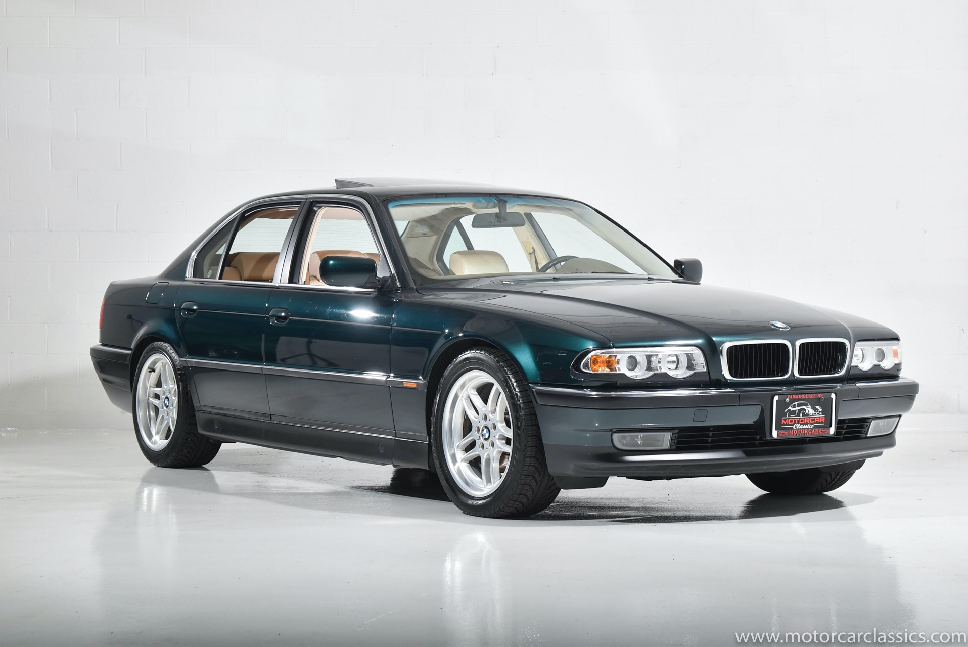 Used 1998 BMW 7 Series 740i | Farmingdale, NY