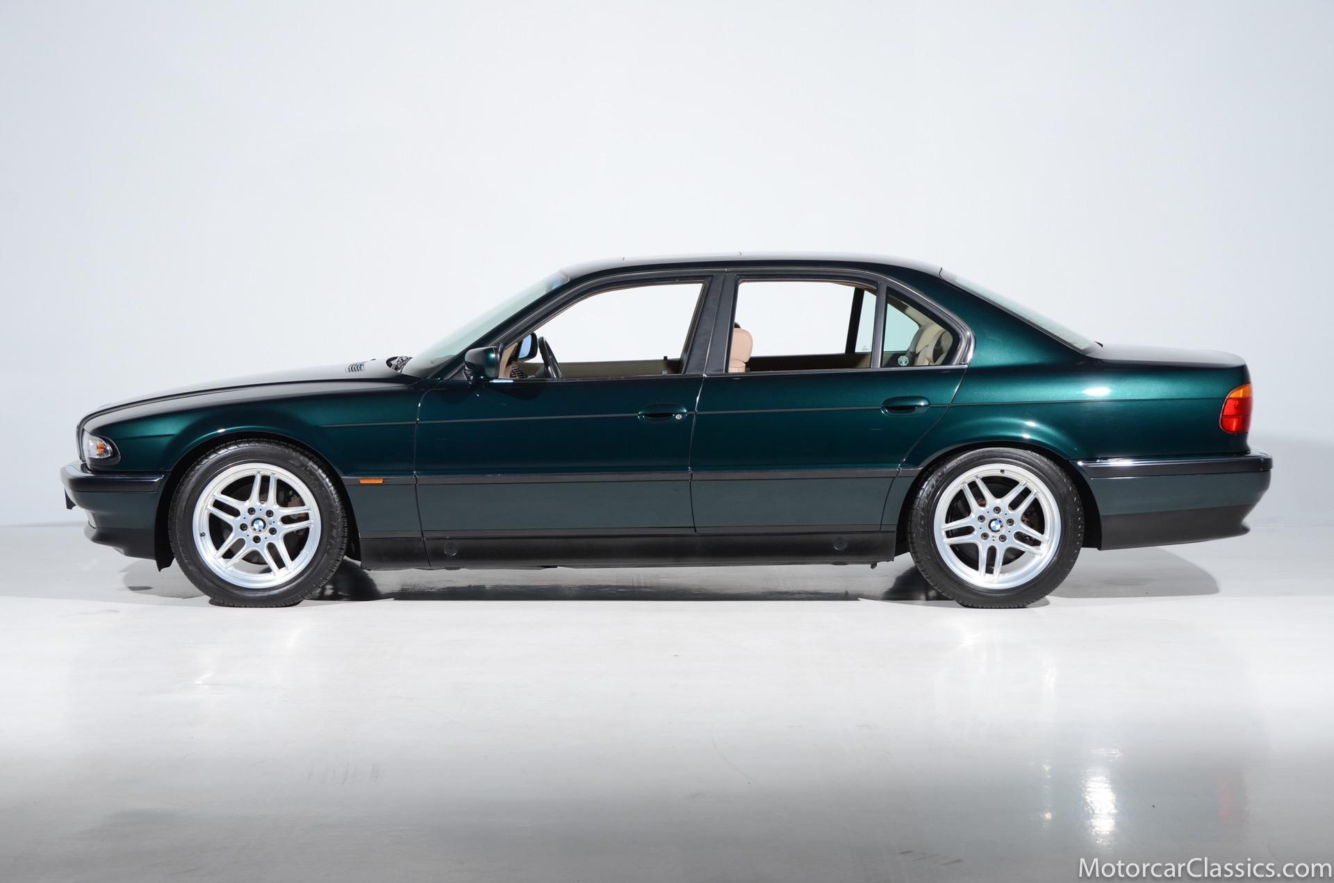 1998 BMW 7 Series 740i