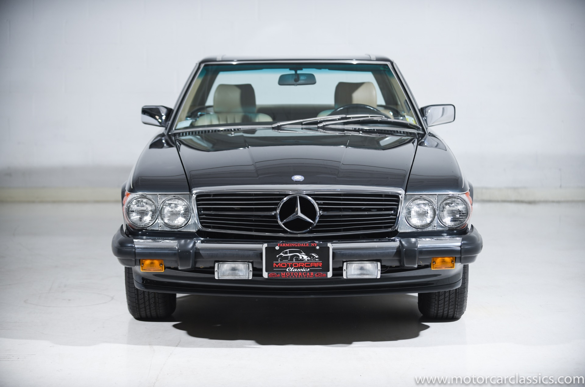 1989 Mercedes-Benz 560-Class 560SL