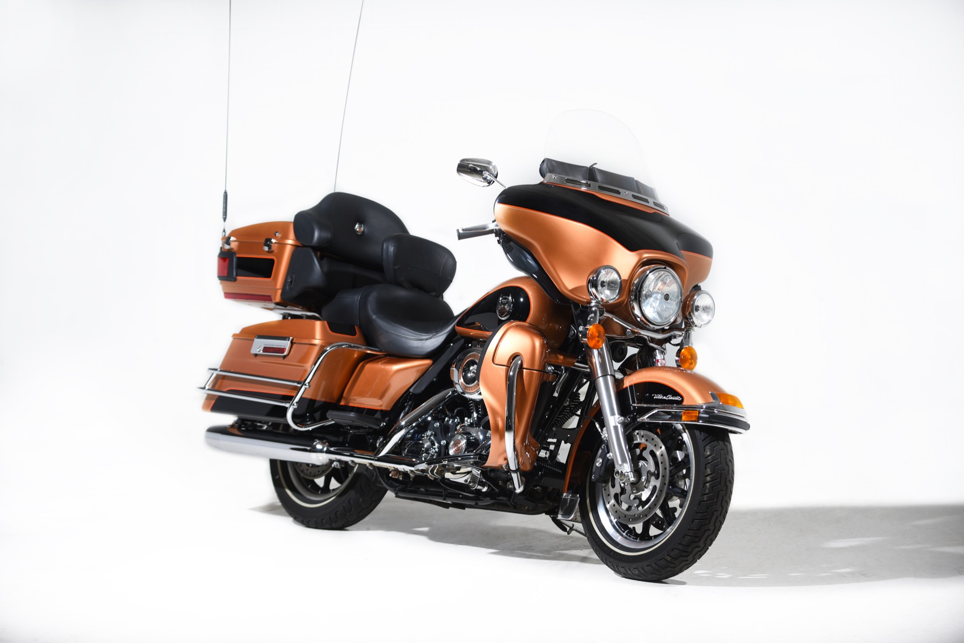 Used 2008 Harley-Davidson Electra Glide Ultra Classic | Farmingdale, NY
