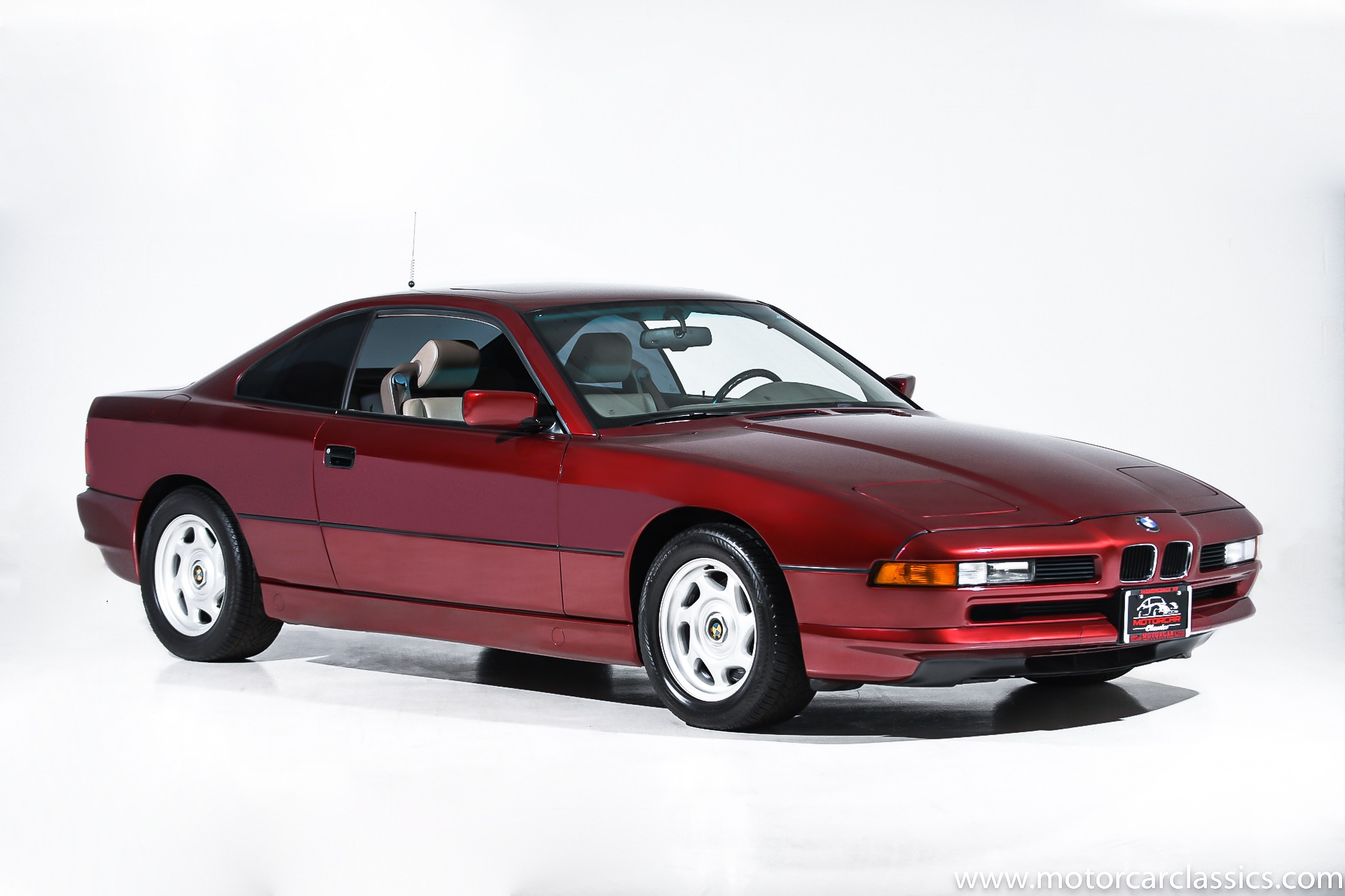 Used 1991 BMW 8 Series 850i | Farmingdale, NY
