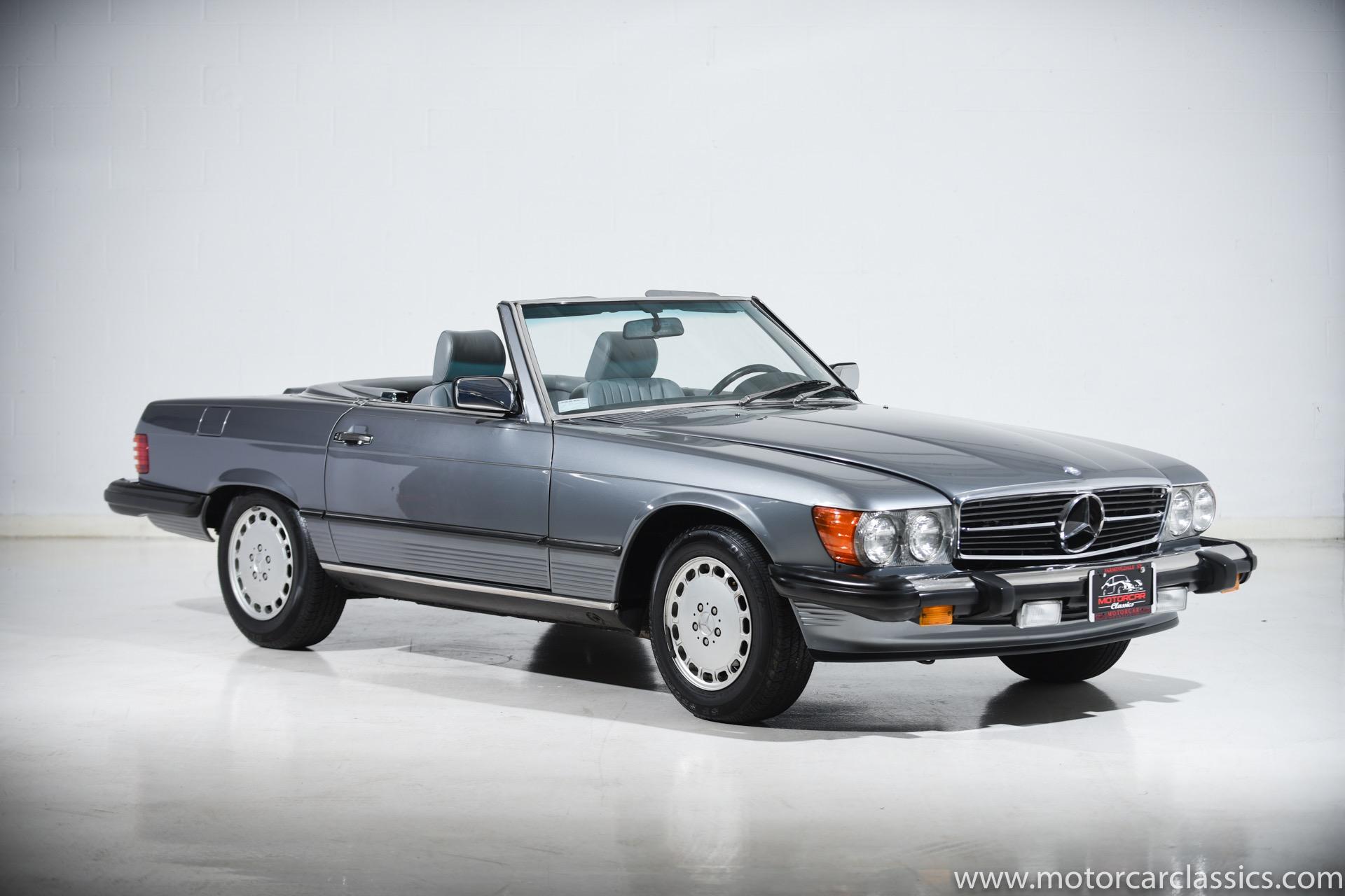 Used 1988 Mercedes-Benz 560-Class 560 SL | Farmingdale, NY