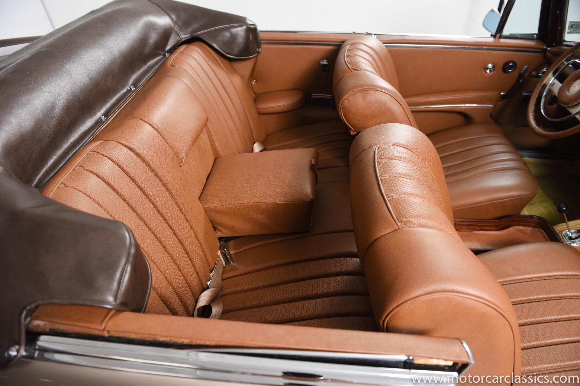1967 Mercedes-Benz 250SE