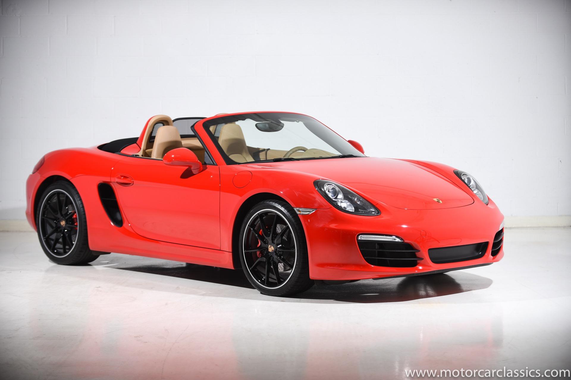 Used 2014 Porsche Boxster S | Farmingdale, NY