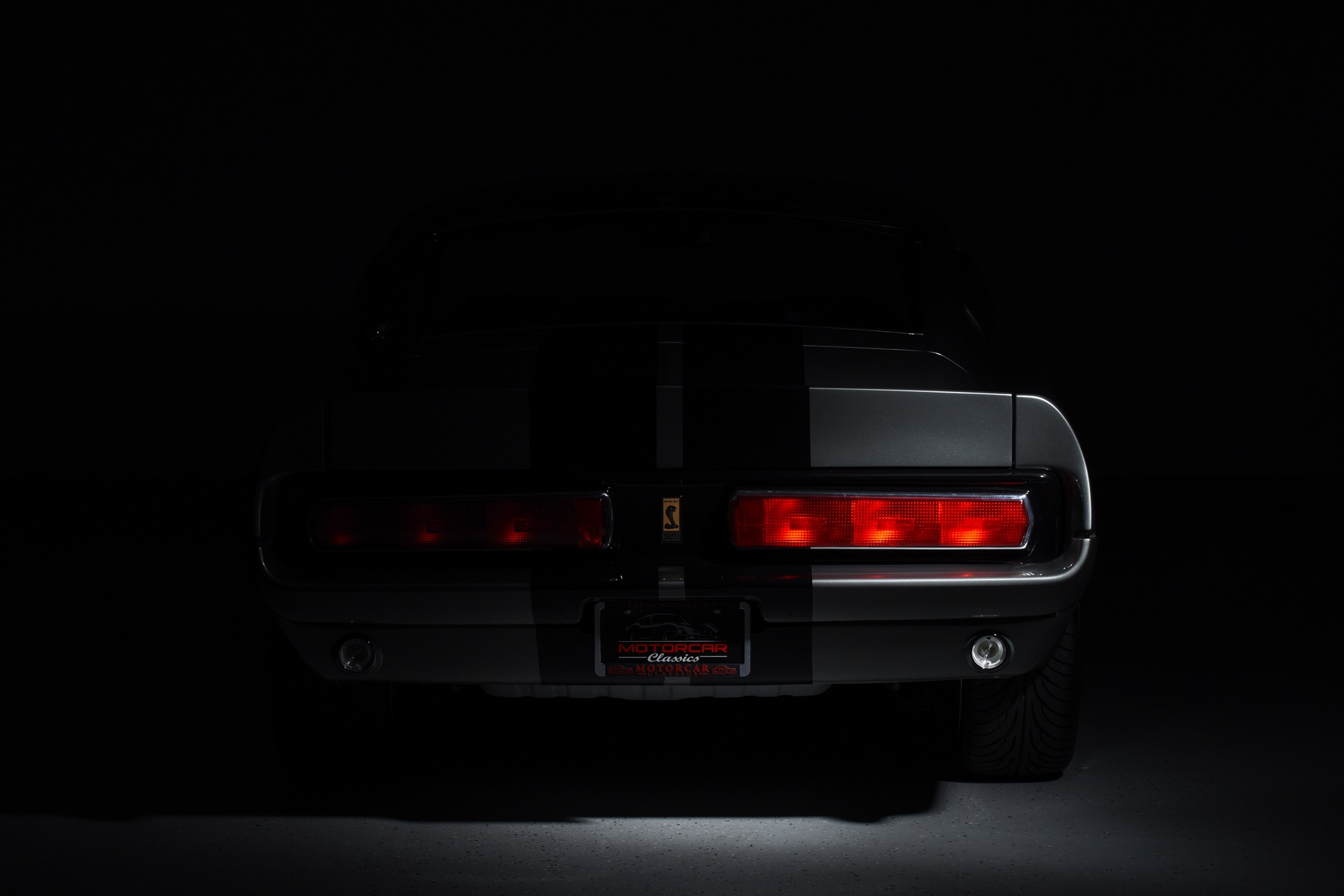 1967 Ford Shelby Mustang GT500E