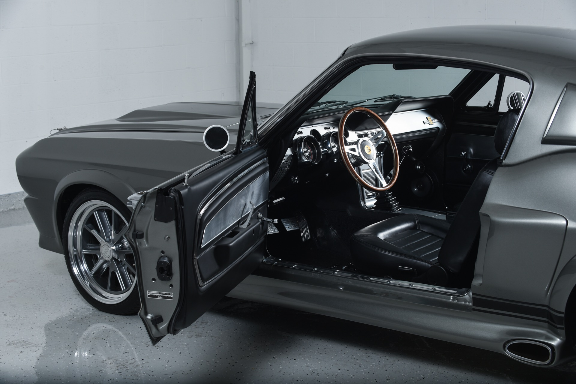 1967 Ford Shelby Mustang Eleanor GT500