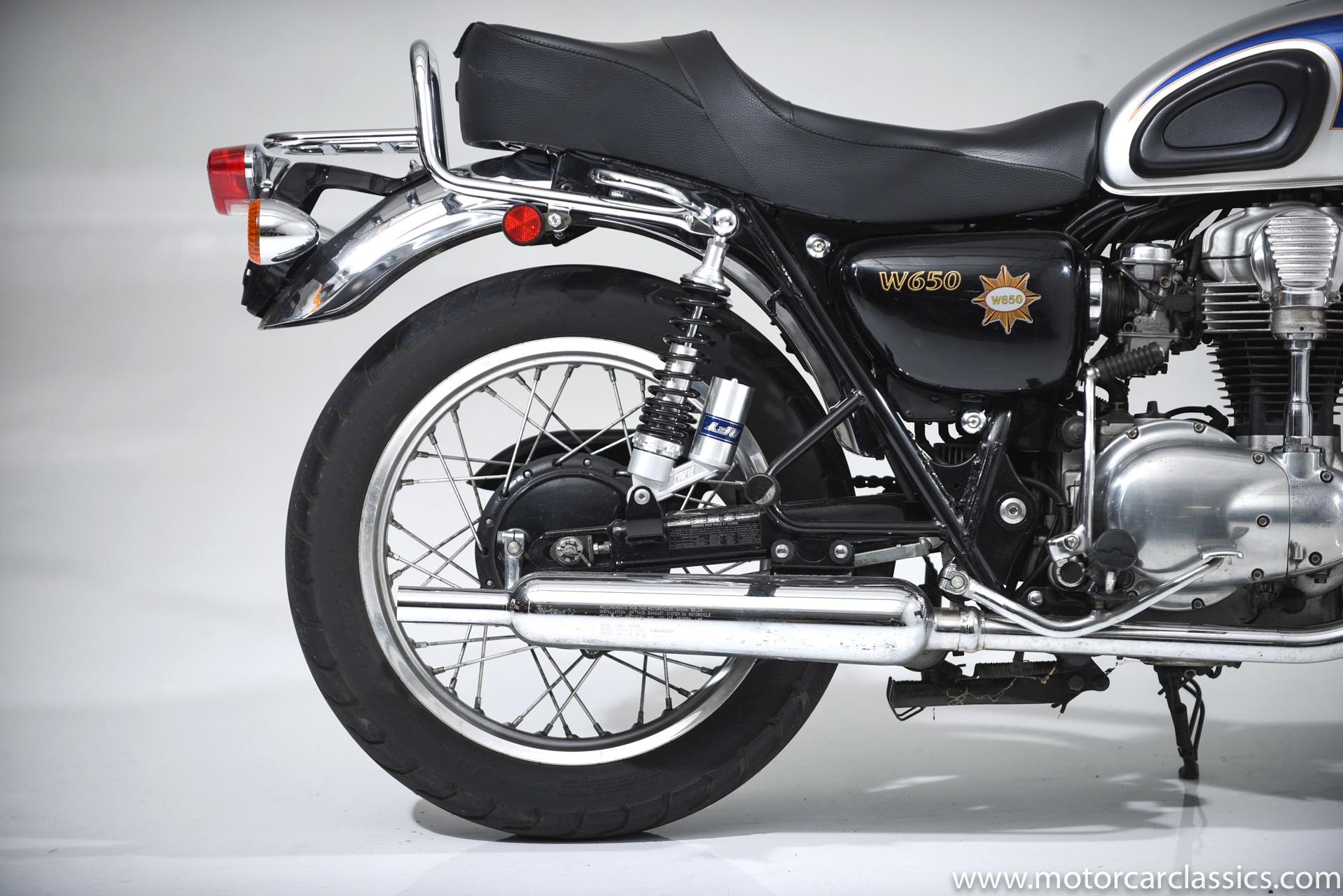 2000 Kawasaki W650