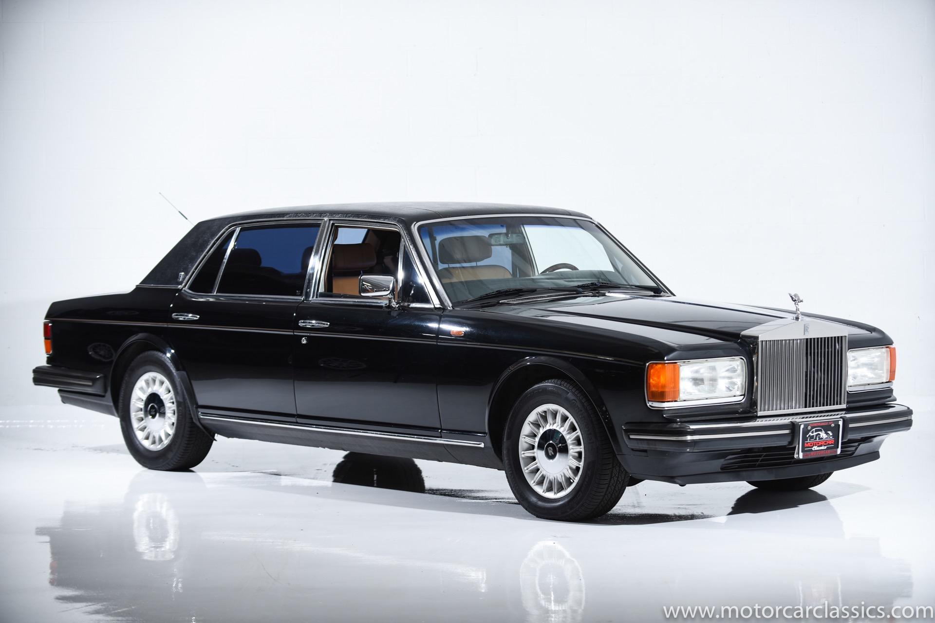 Used 1989 Rolls-Royce Silver Spur  | Farmingdale, NY