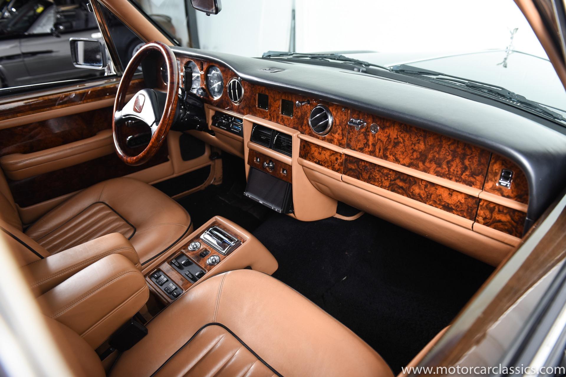 1989 Rolls-Royce Silver Spur