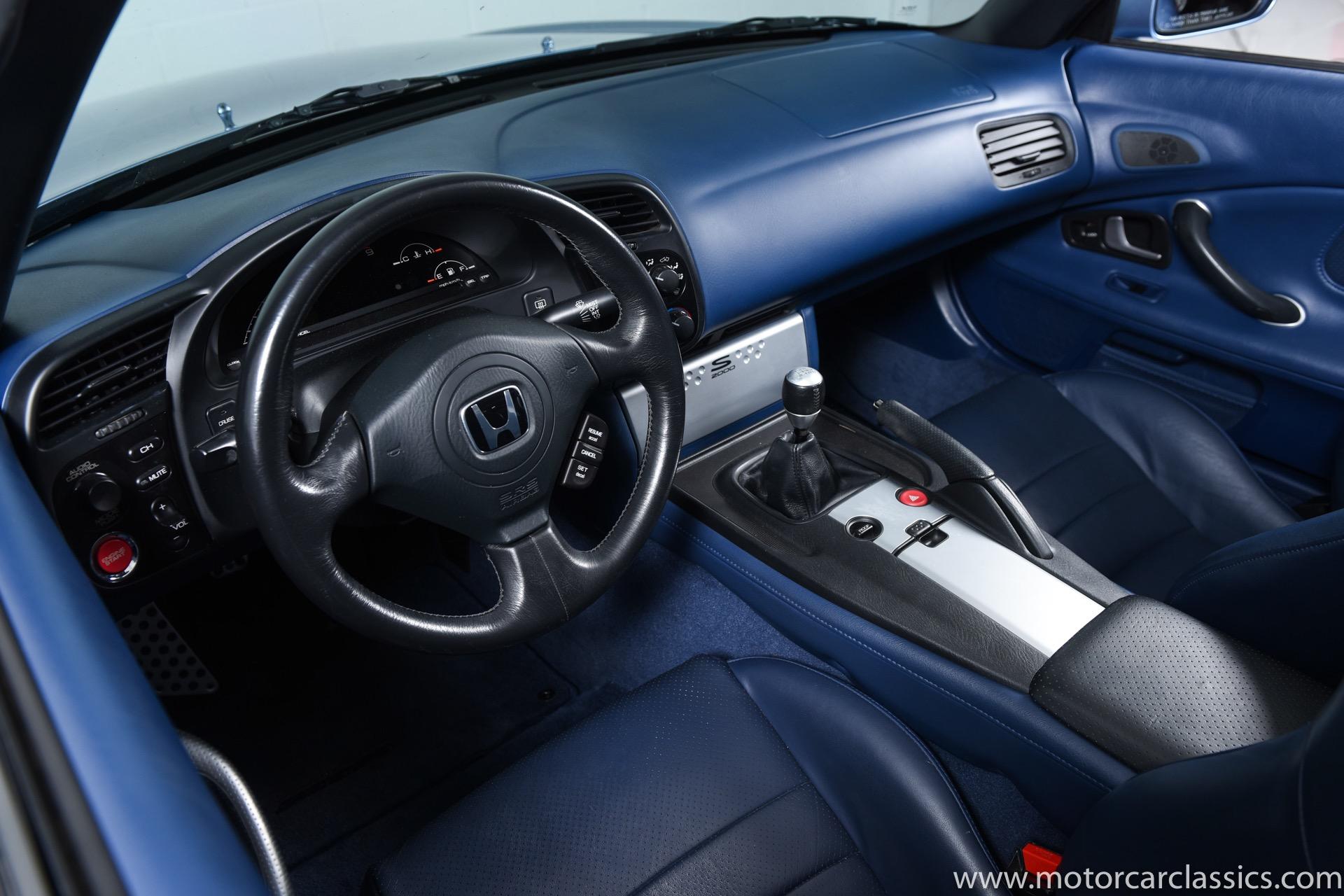 Used 2004 Honda S2000 For Sale ($32,500) | Motorcar ...