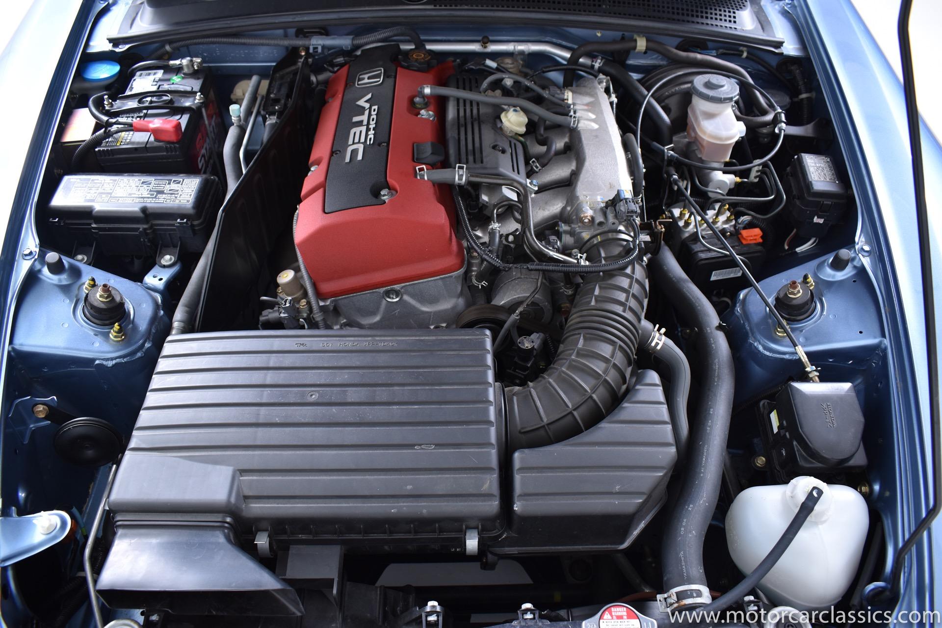 2002 Honda S2000