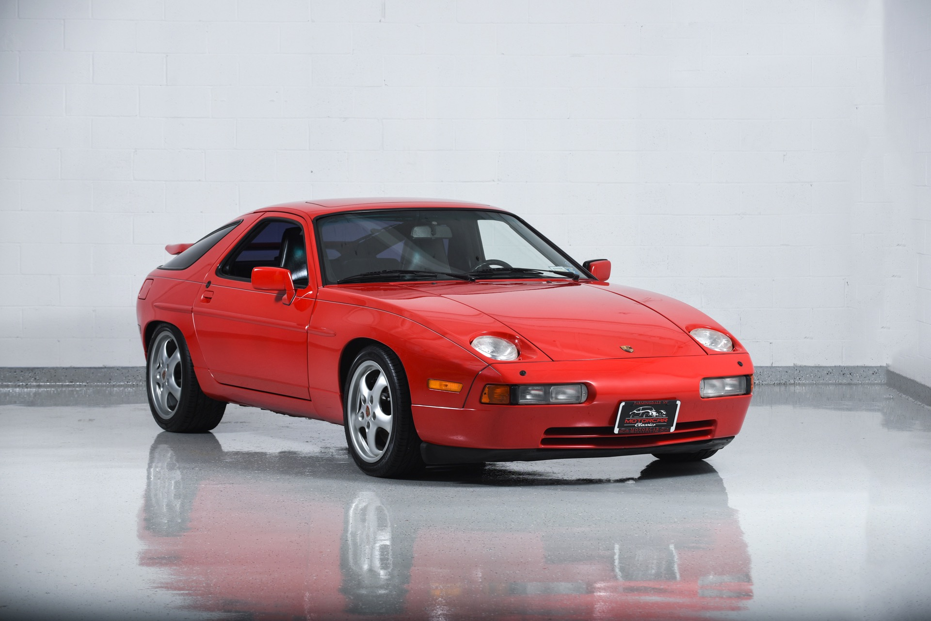 1988 Porsche 928 S4 Motorcar Classics Exotic And