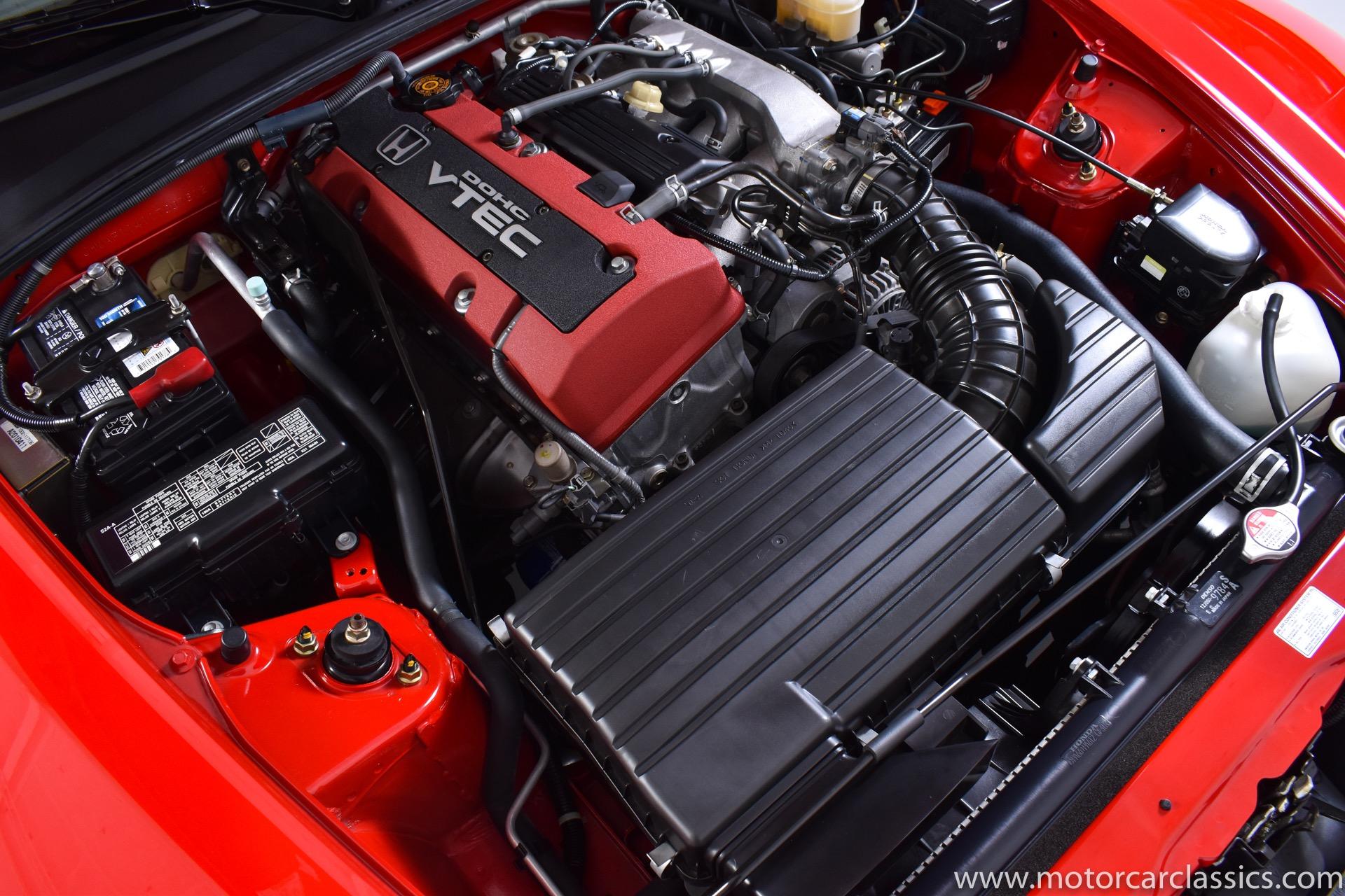 2001 Honda S2000