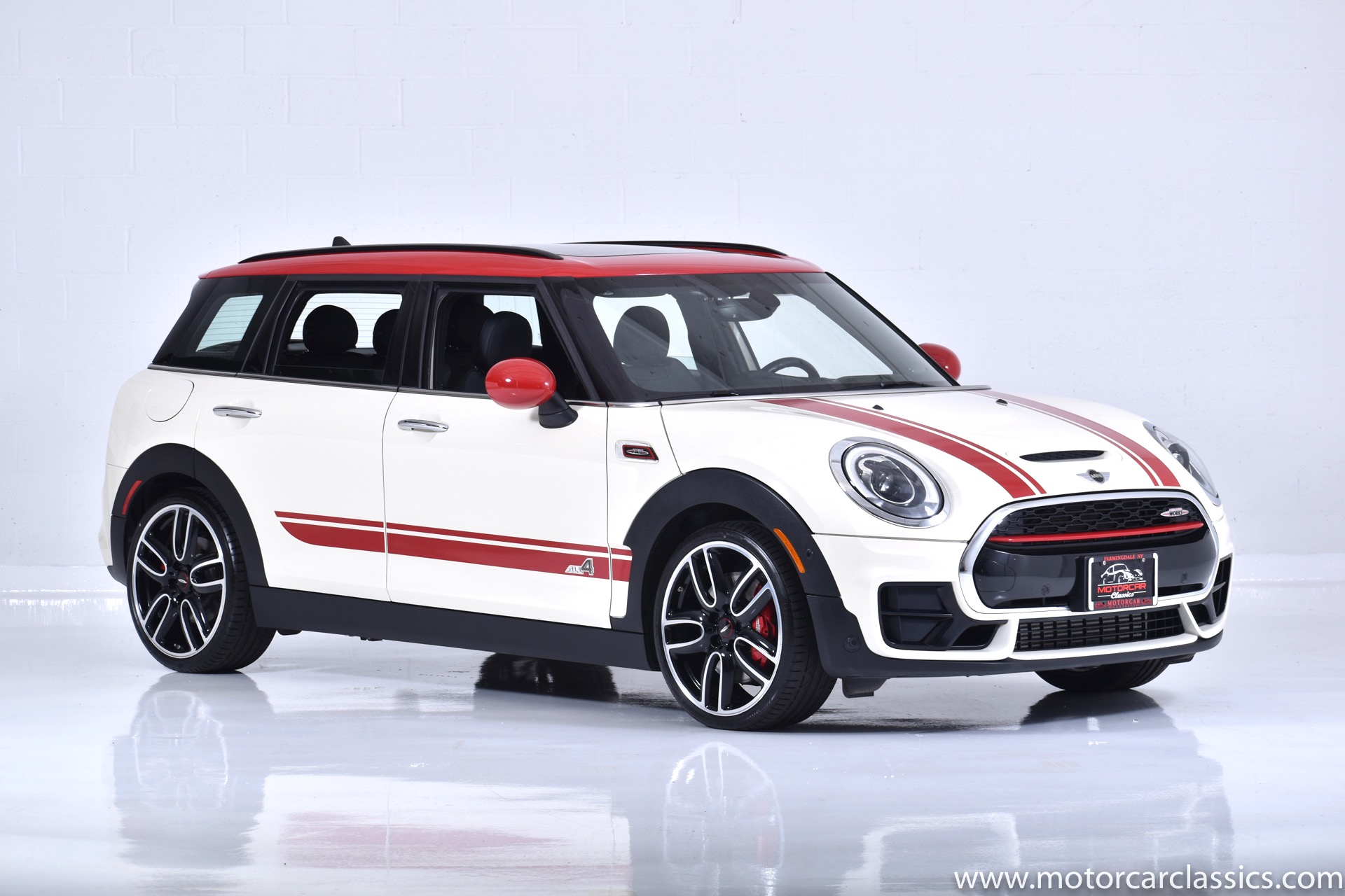 Used 2017 MINI Clubman John Cooper Works ALL4 | Farmingdale, NY